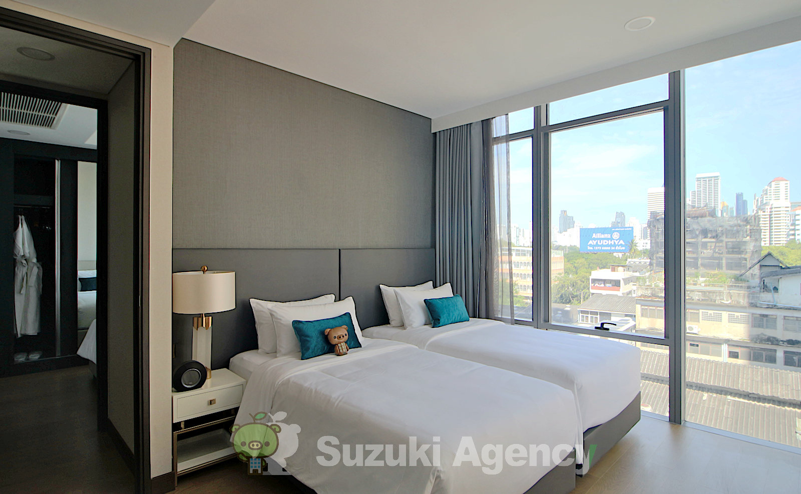 Wyndham Bangkok Queen Convention Centre:2Bed Room Photos No.7