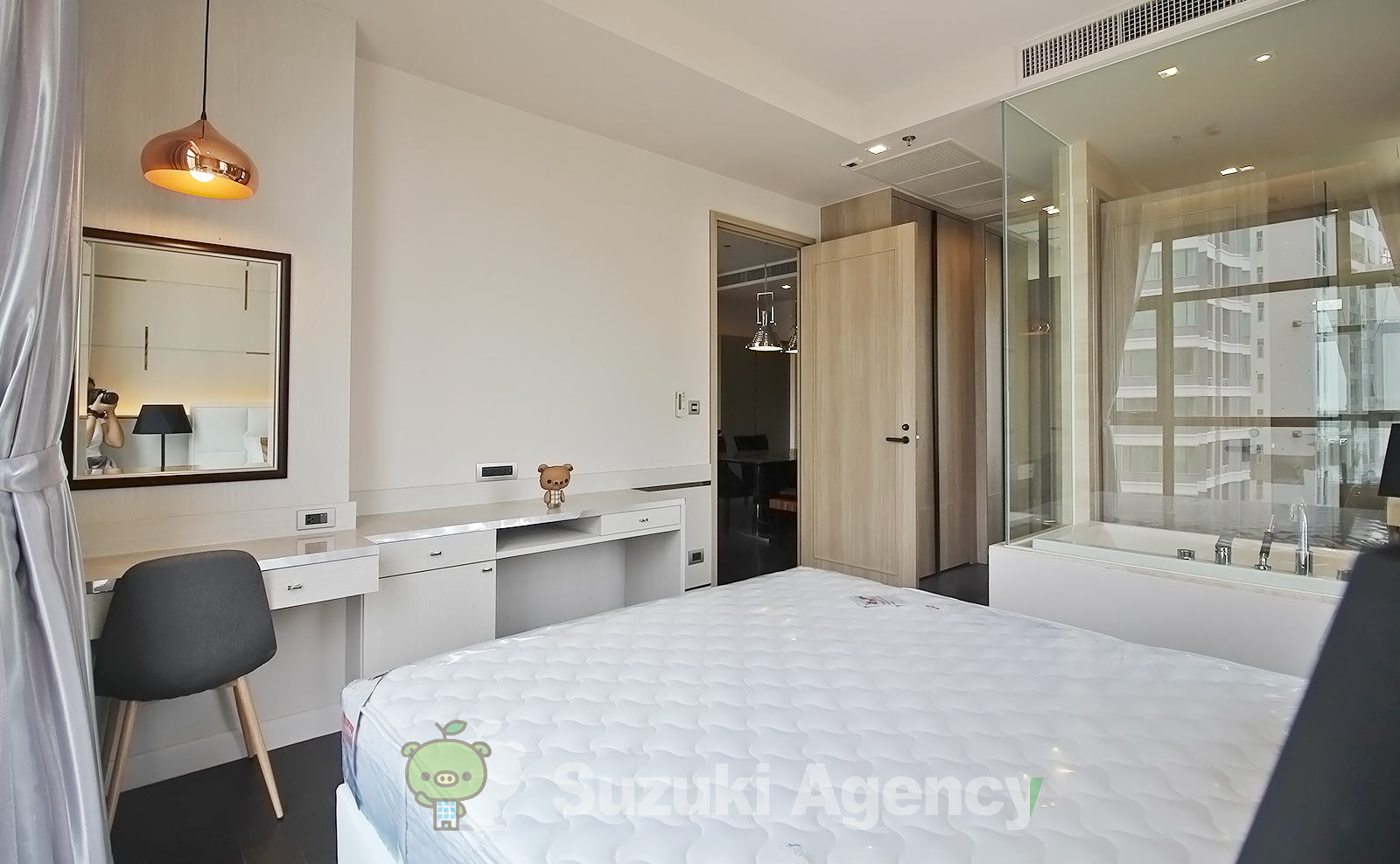 The XXXIX by Sansiri:2Bed Room Photos No.8