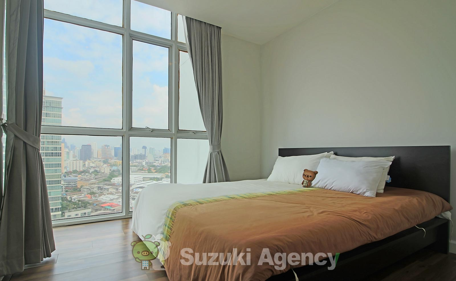 The Bloom Sukhumvit 71:2Bed Room Photos No.8