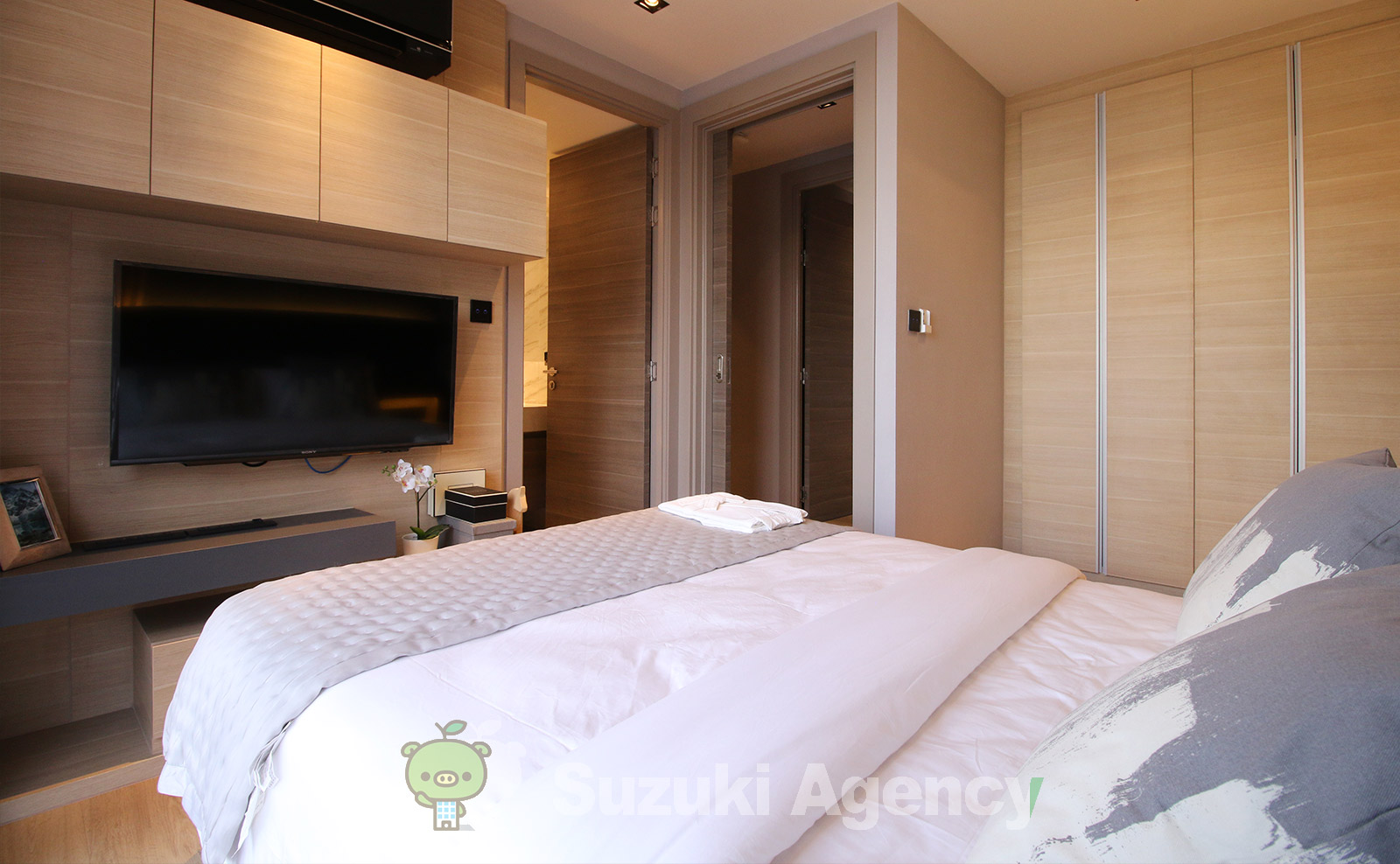 VOQUE Serviced Residence:2Bed Room Photos No.8