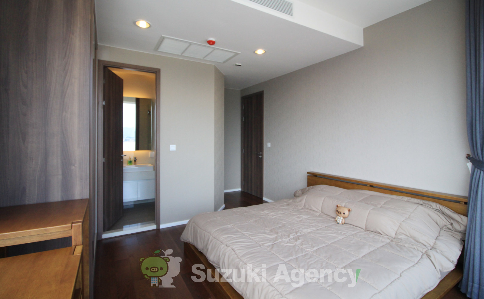 Menam Residences Condominium:2Bed Room Photos No.8