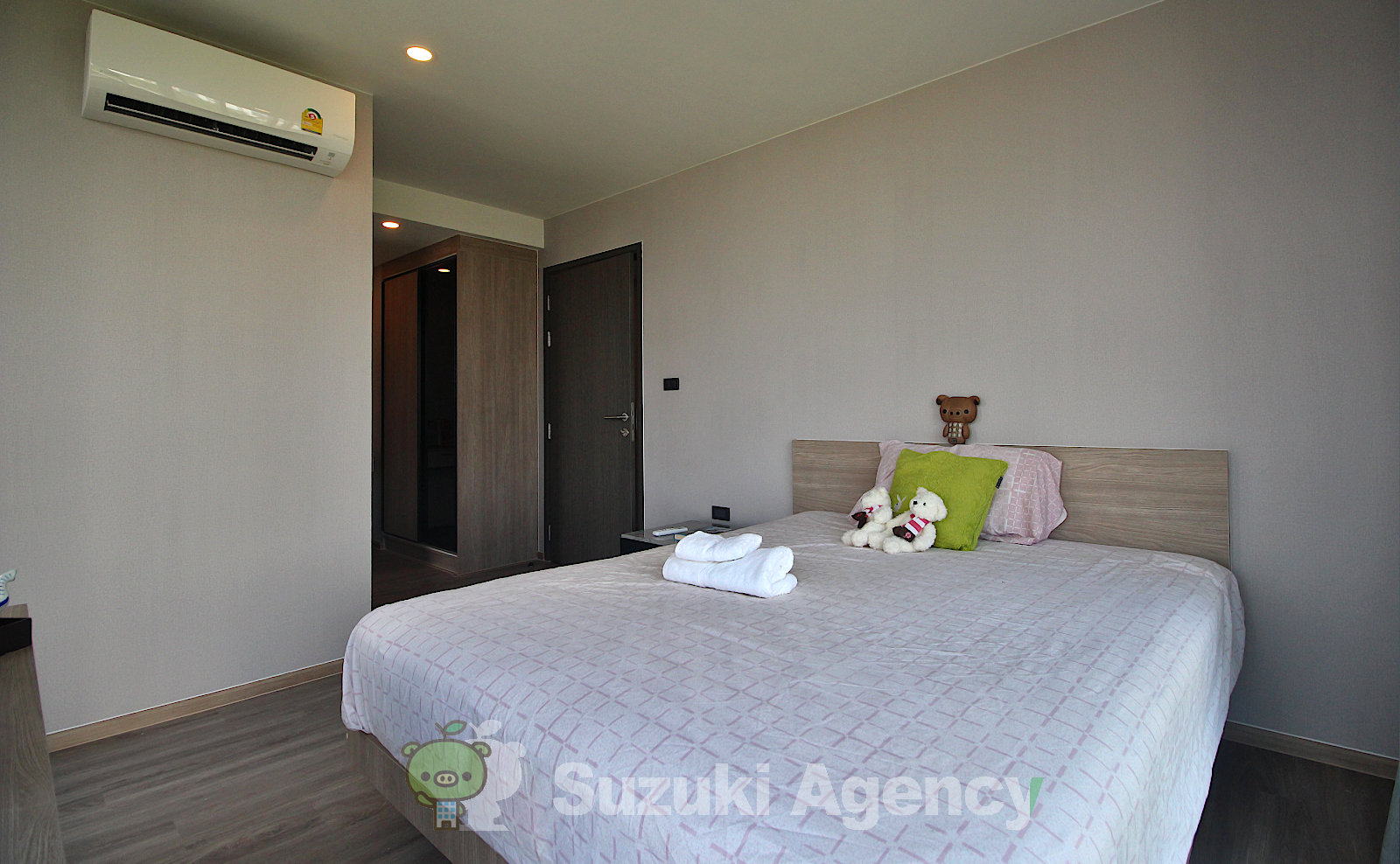 The Teak Sukhumvit 39:2Bed Room Photos No.8