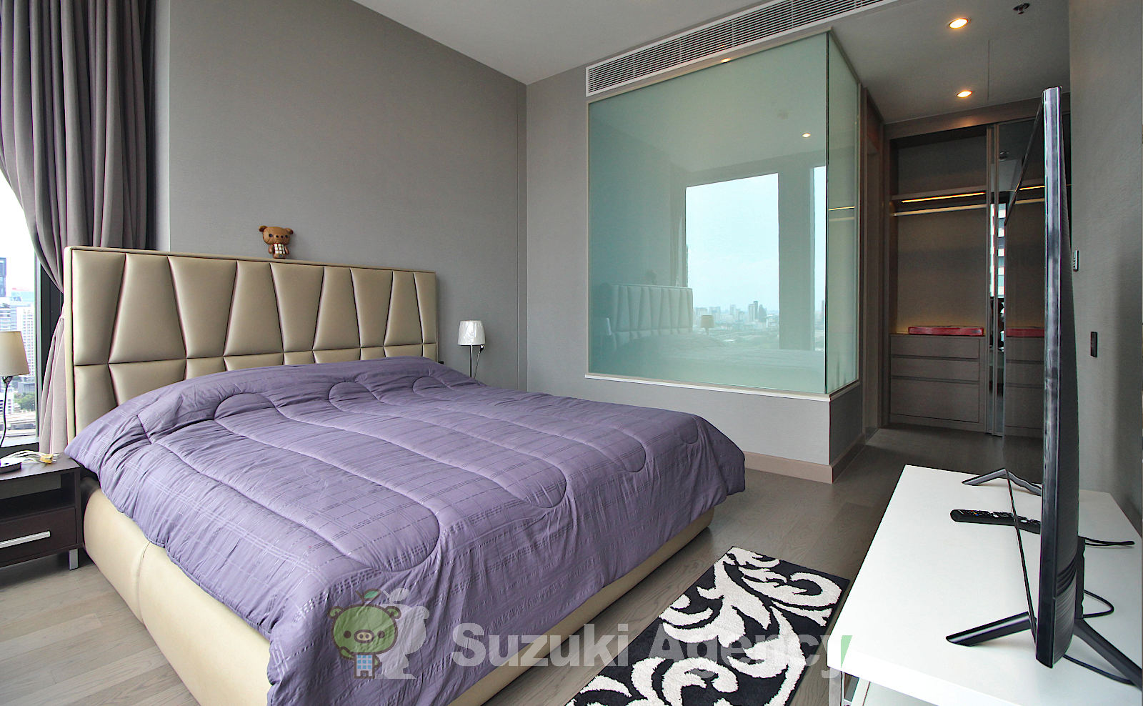 The Esse at Singha Complex:2Bed Room Photos No.8