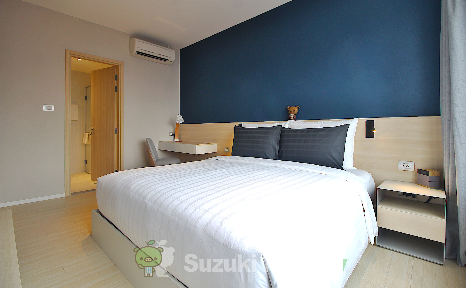 Sindhorn Midtown:2Bed Room Photos No.8