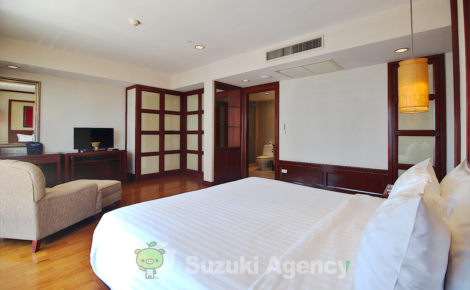 Centre Point Serviced Apartment Thong Lo:2Bed Room Photos No.8