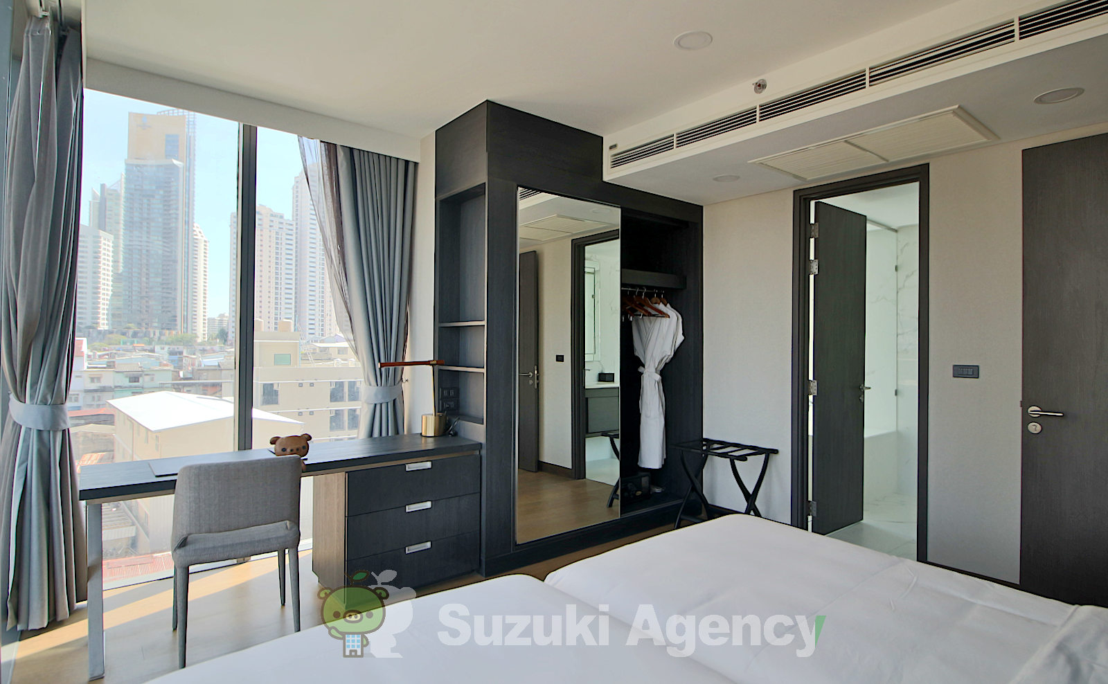 Wyndham Bangkok Queen Convention Centre:2Bed Room Photos No.8