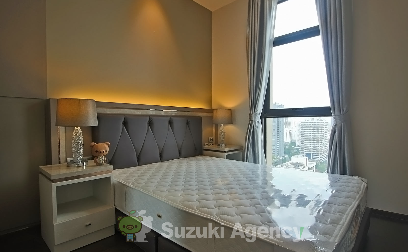 The XXXIX by Sansiri:2Bed Room Photos No.9