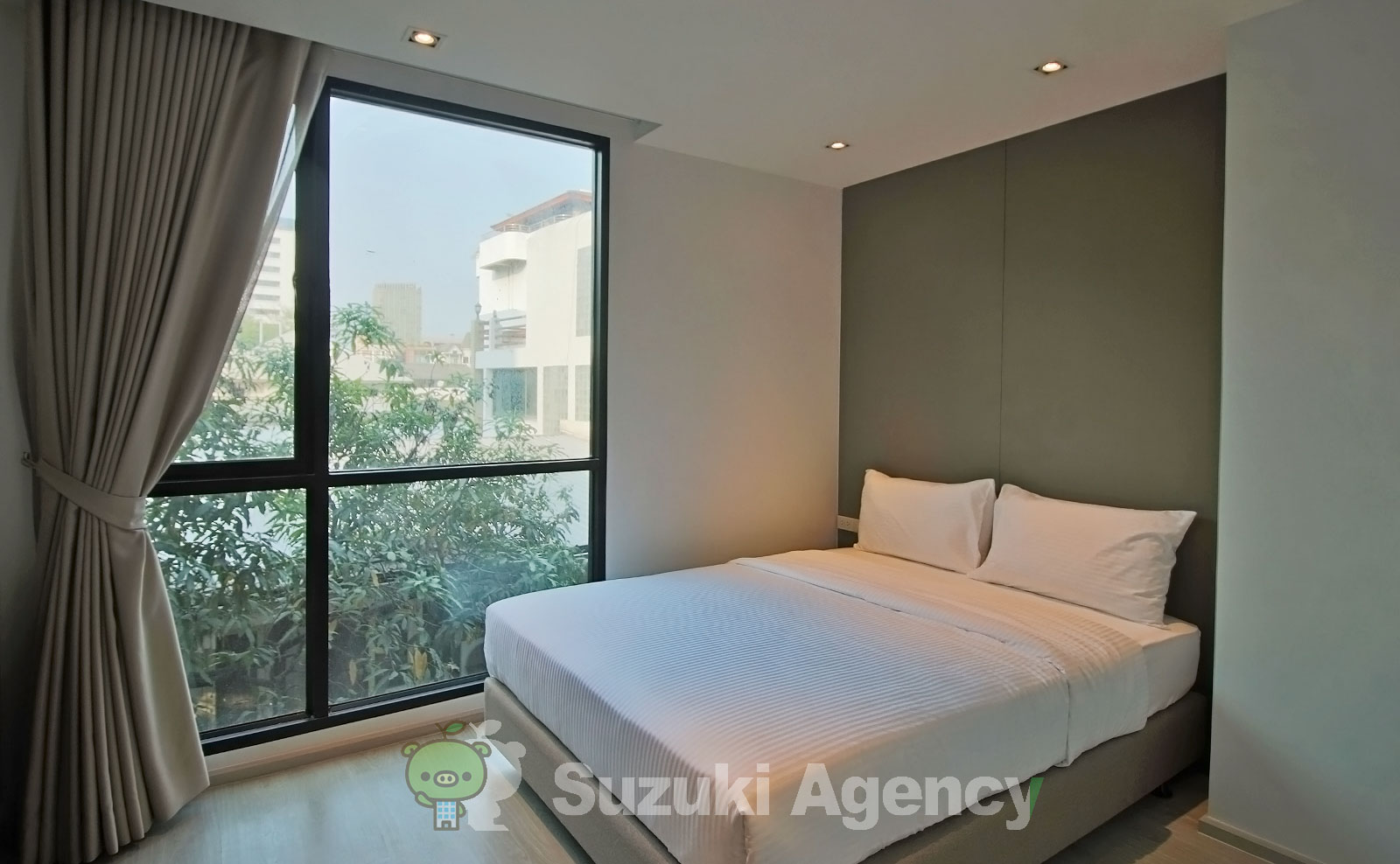 NS Residence Sukhumvit 49:2Bed Room Photos No.9