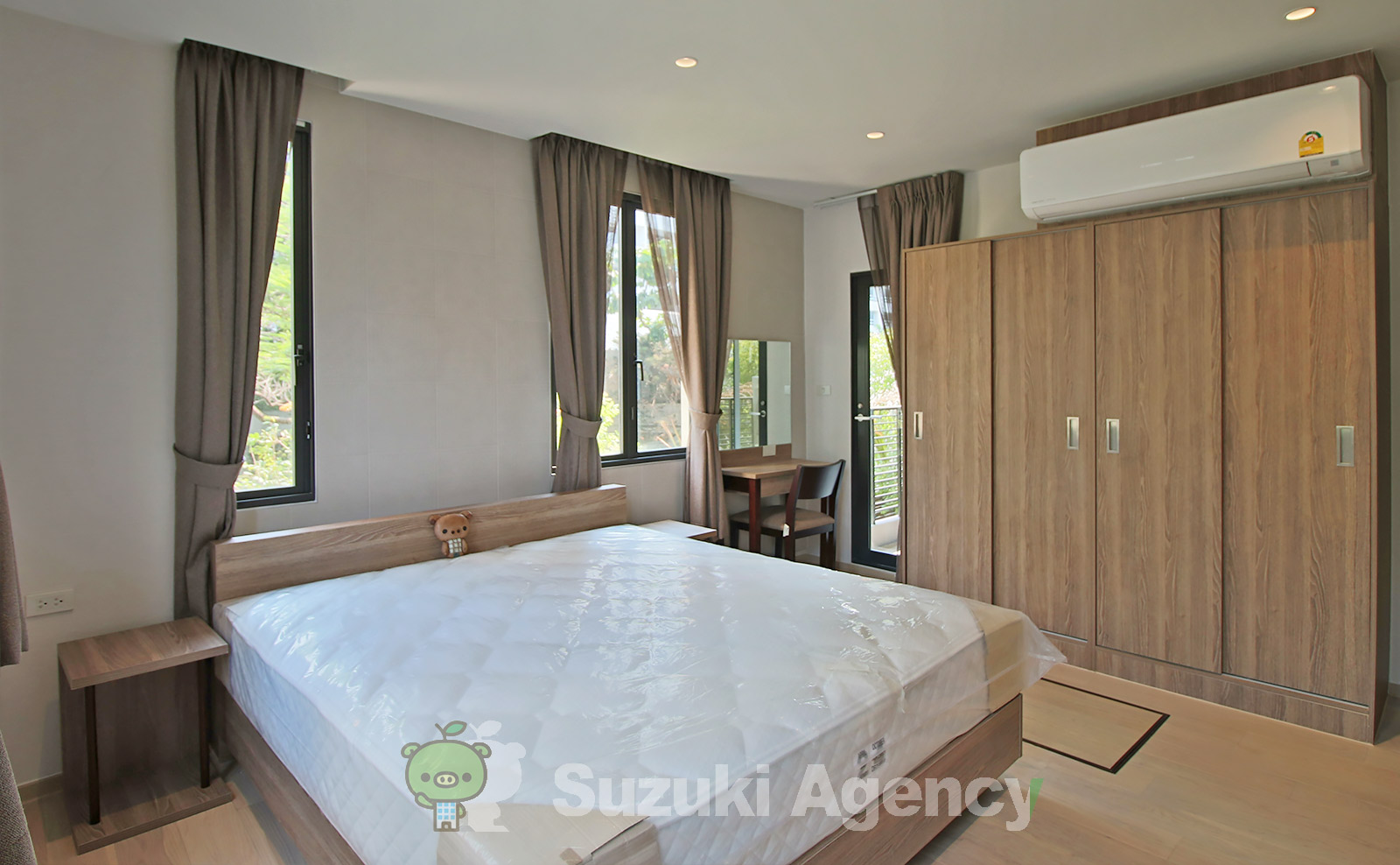 Runesu Thonglor 5:2Bed Room Photos No.9