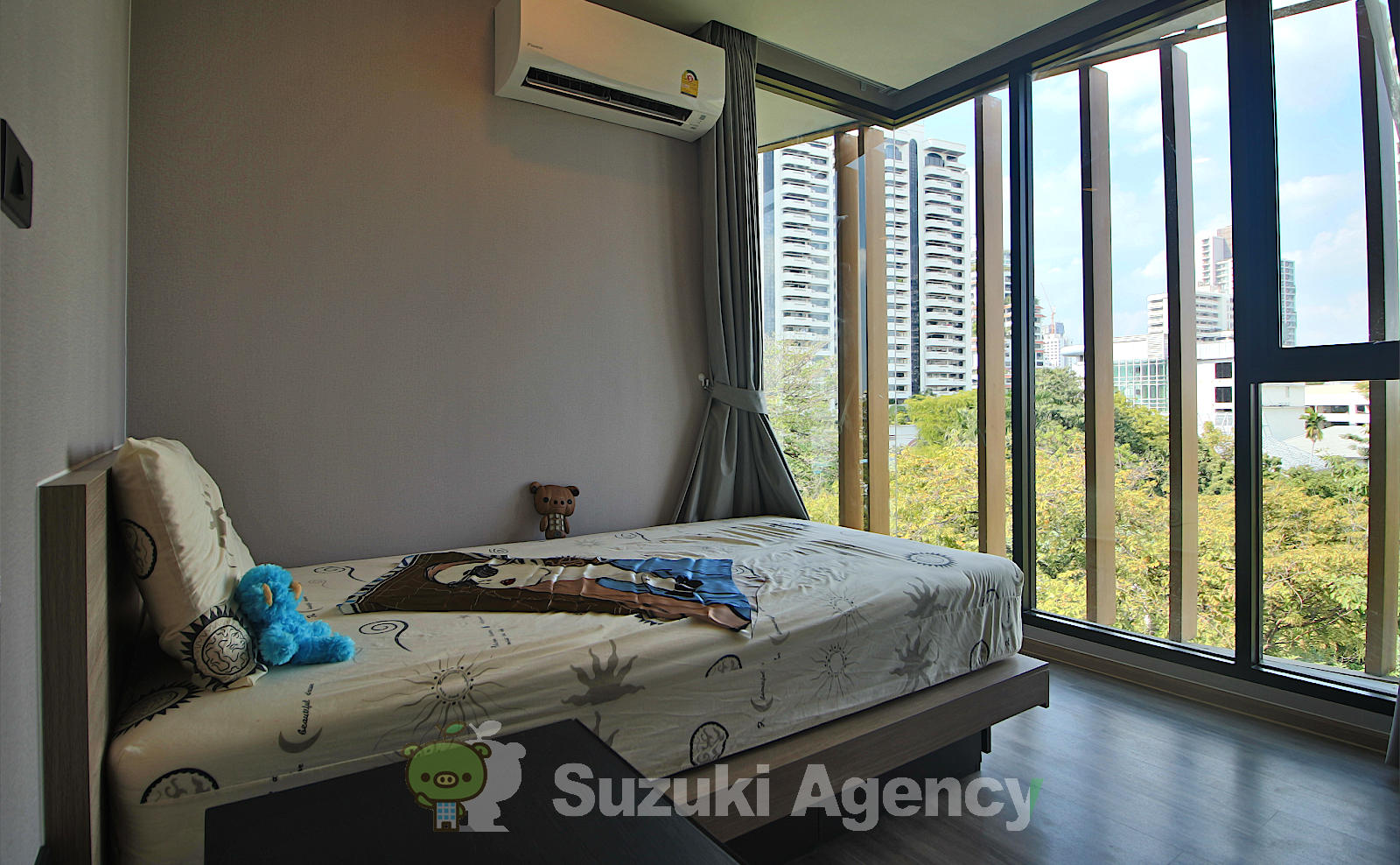 The Teak Sukhumvit 39:2Bed Room Photos No.9