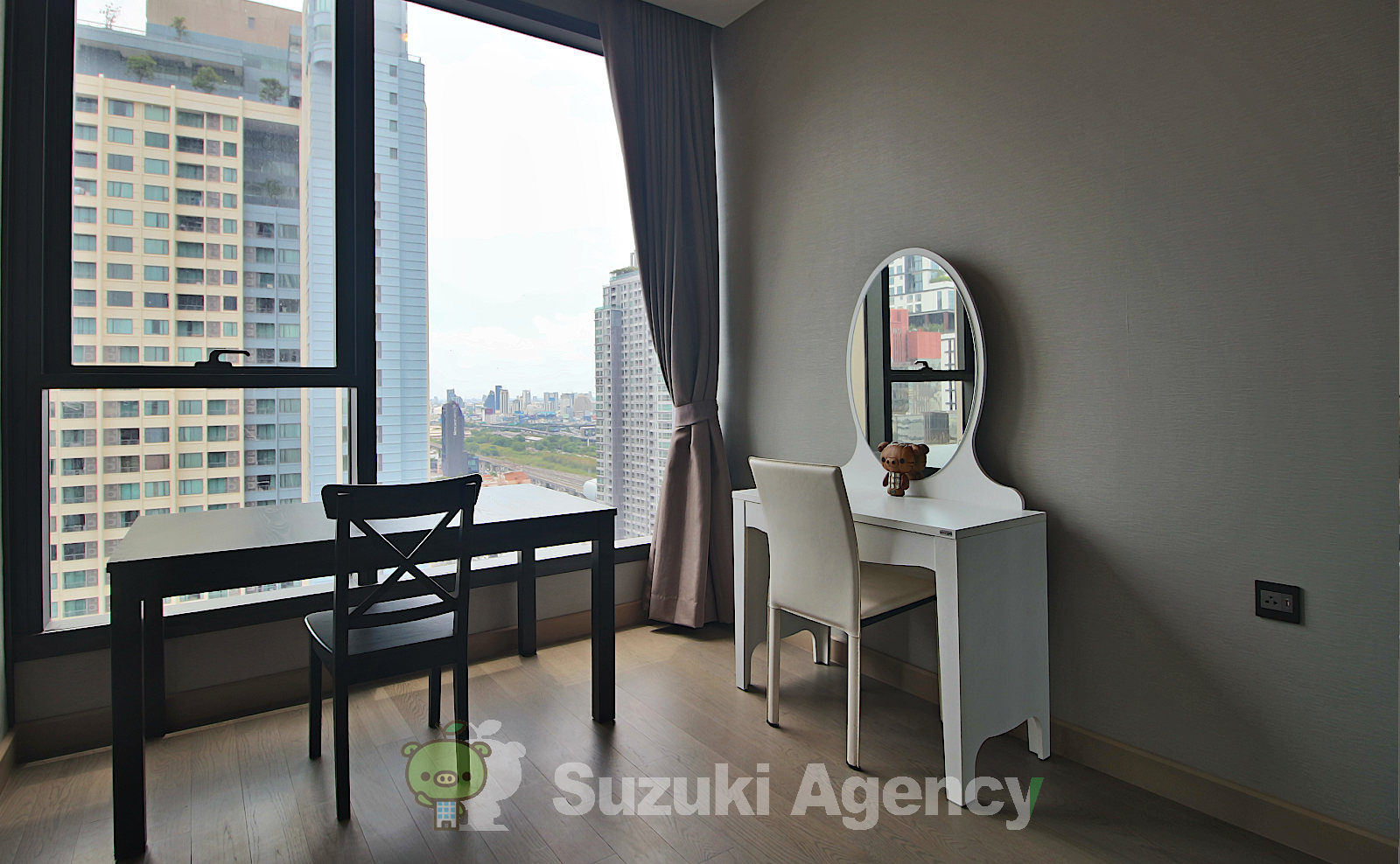 The Esse at Singha Complex:2Bed Room Photos No.9