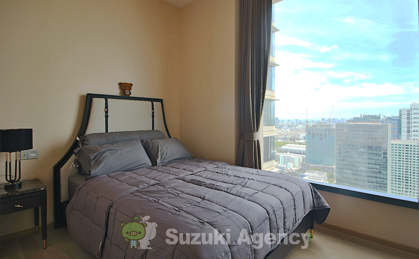 The ESSE Asoke (Owner No.91296):2Bed Room Photos No.9
