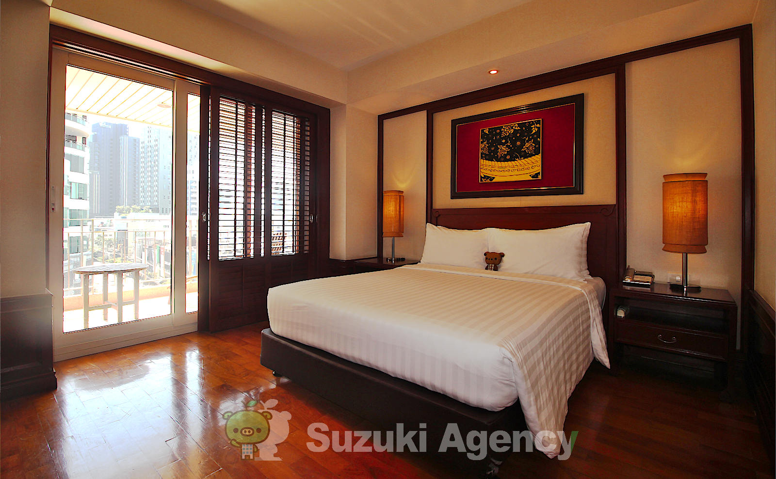 Centre Point Serviced Apartment Thong Lo:2Bed Room Photos No.9