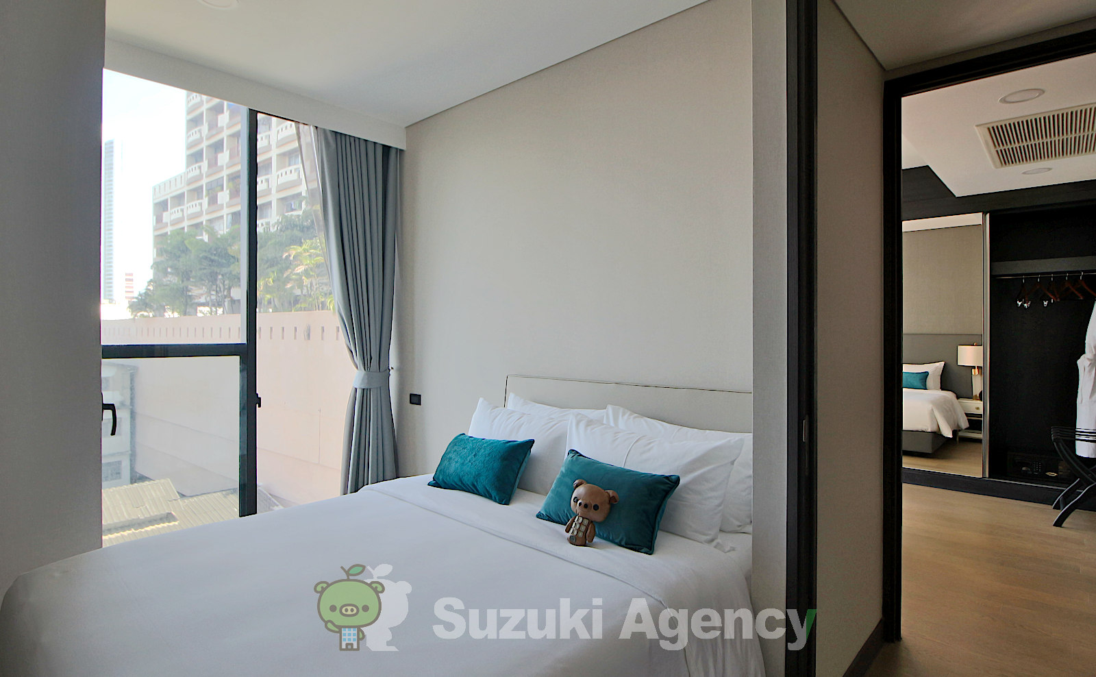 Wyndham Bangkok Queen Convention Centre:2Bed Room Photos No.9