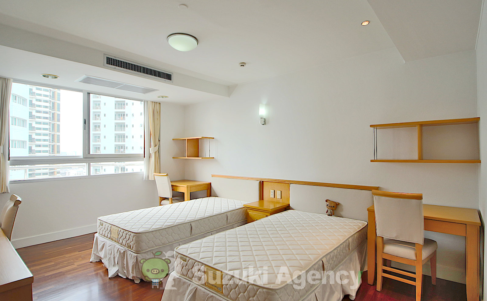 Krungthep Thani Tower:2Bed Room Photos No.9