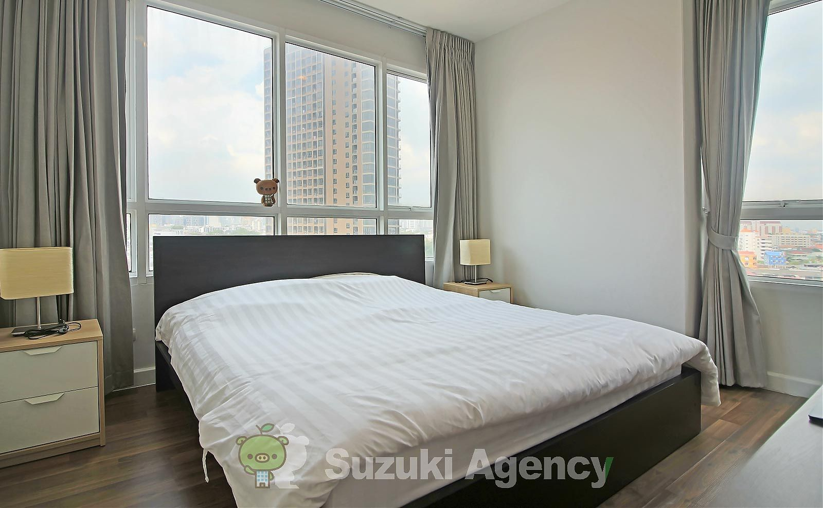 The Bloom Sukhumvit 71:3Bed Room Photos No.7