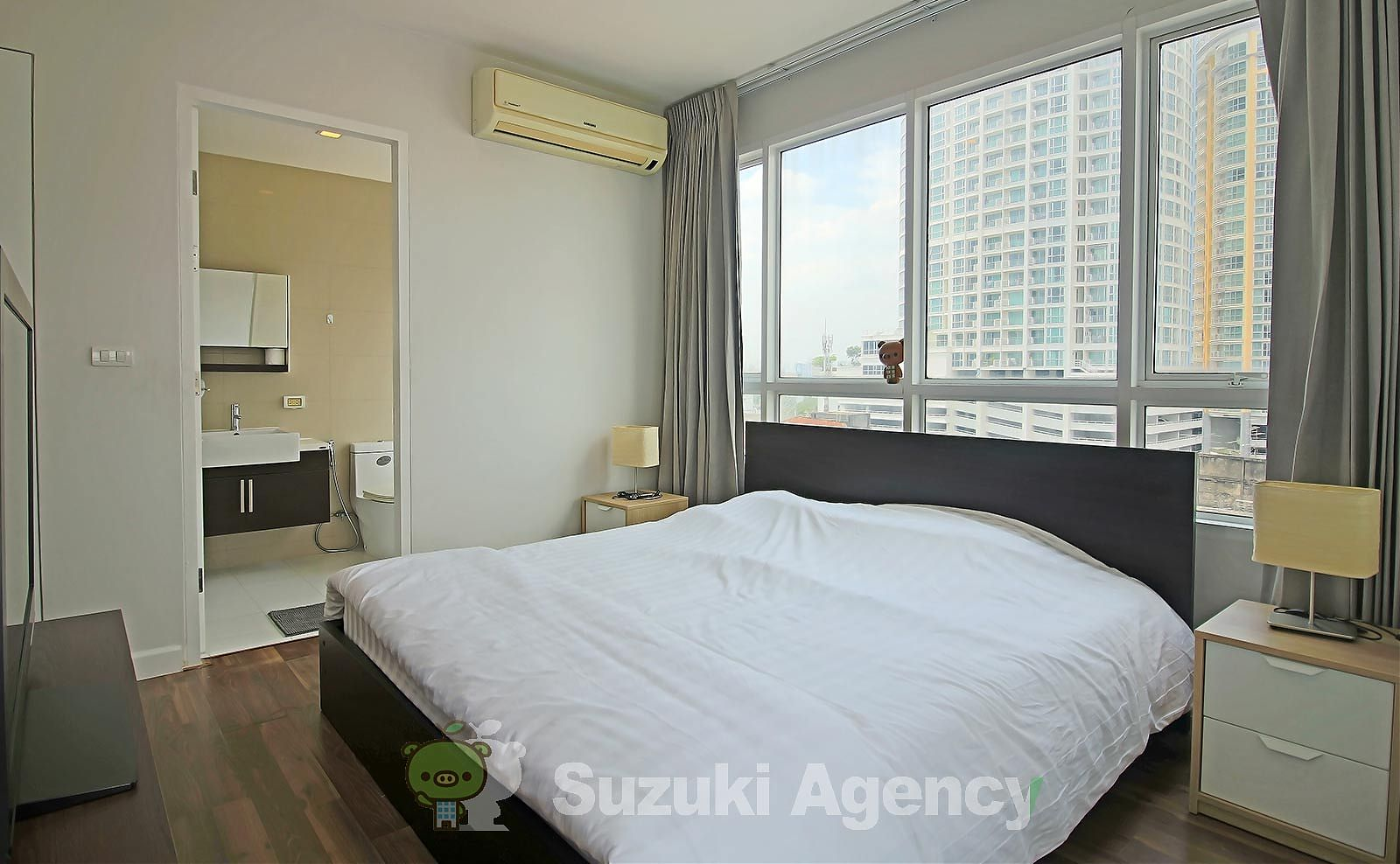 The Bloom Sukhumvit 71:3Bed Room Photos No.8