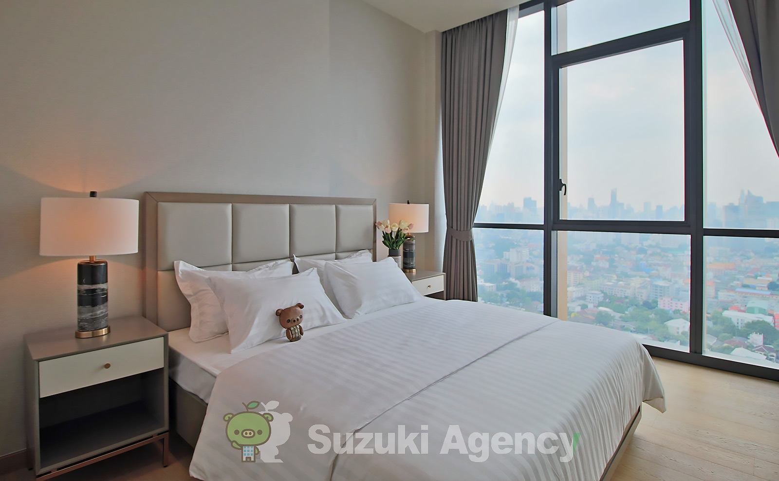 The Monument Thonglor:3Bed Room Photos No.9