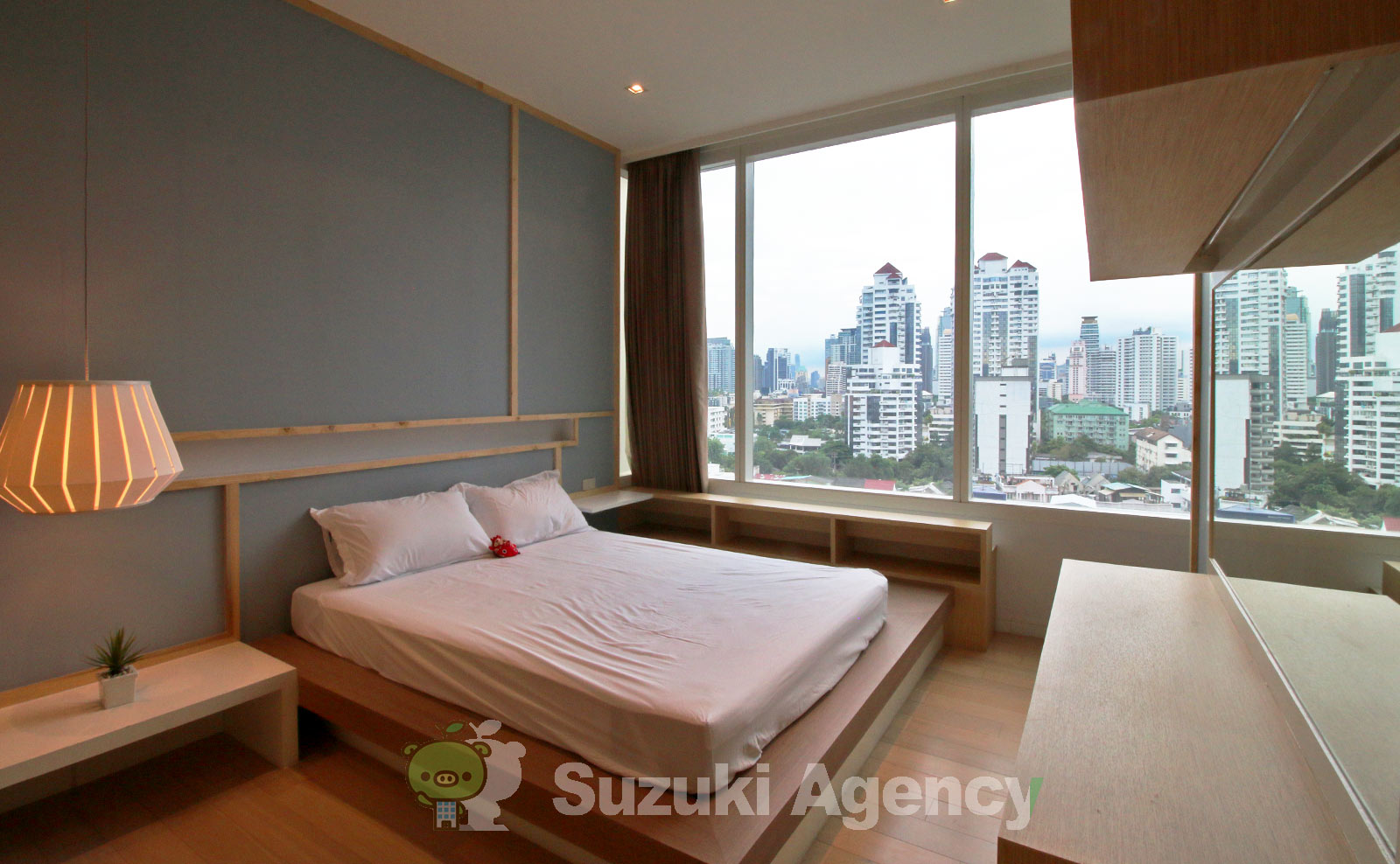 Eight Thonglor Residence:1Bed Room Photos No.7