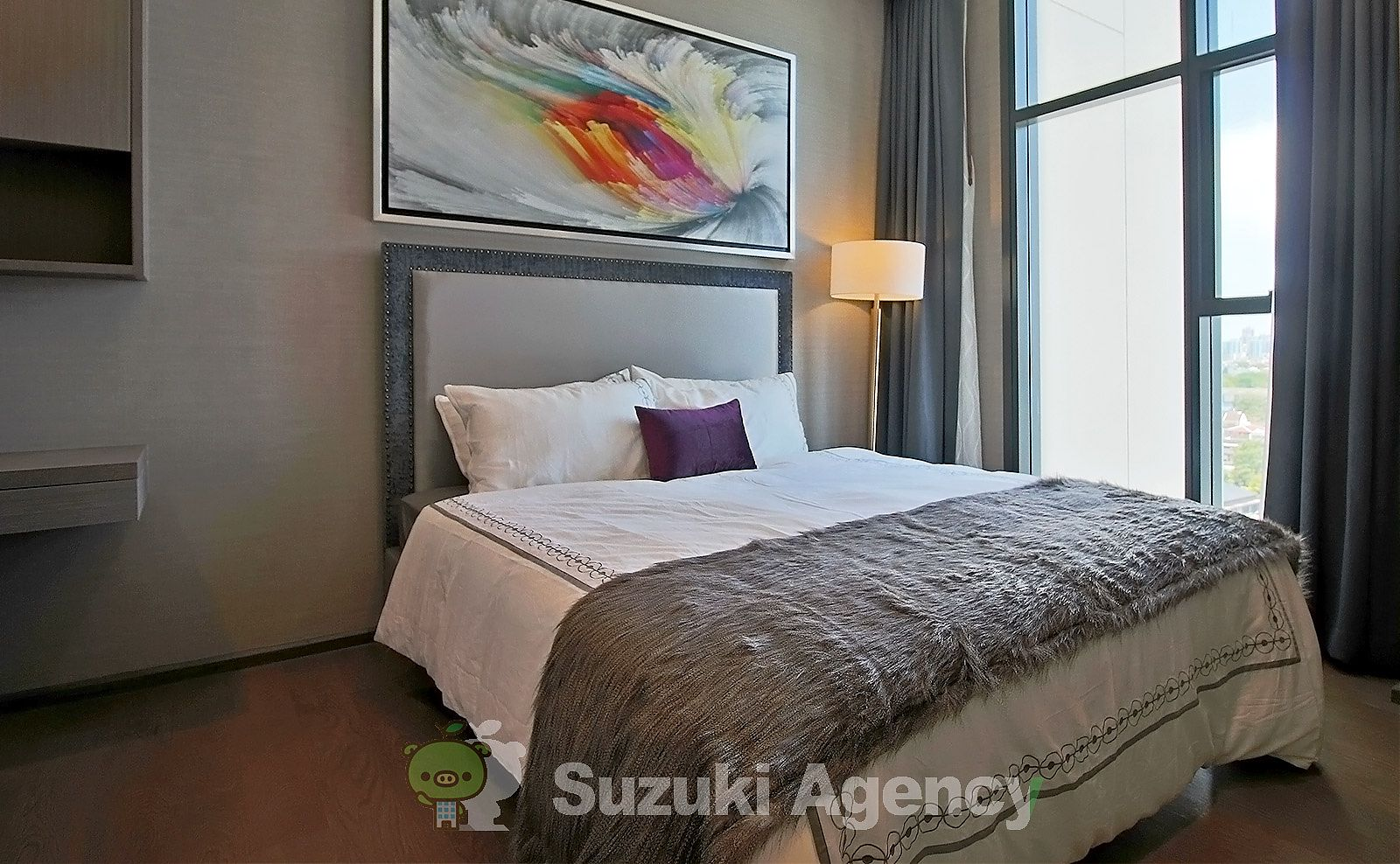 The Bloom Sukhumvit 71:1Bed Room Photos No.7