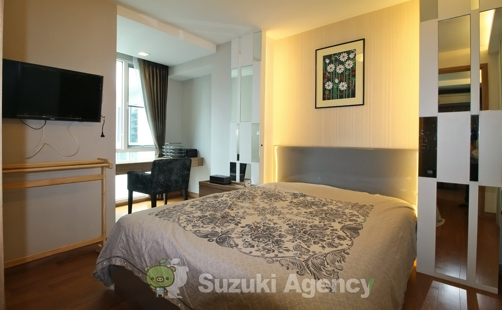 InterLux Premier Sukhumvit 13:1Bed Room Photos No.7