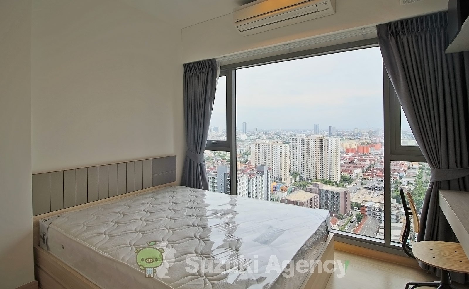 Whizdom Connect Sukhumvit:1Bed Room Photos No.7