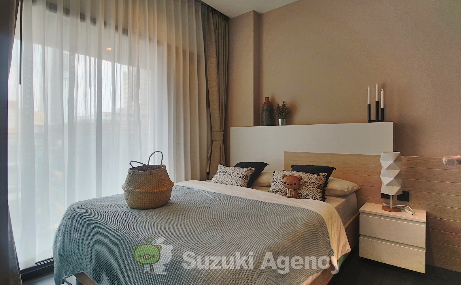 The Line Asoke - Ratchada:1Bed Room Photos No.7