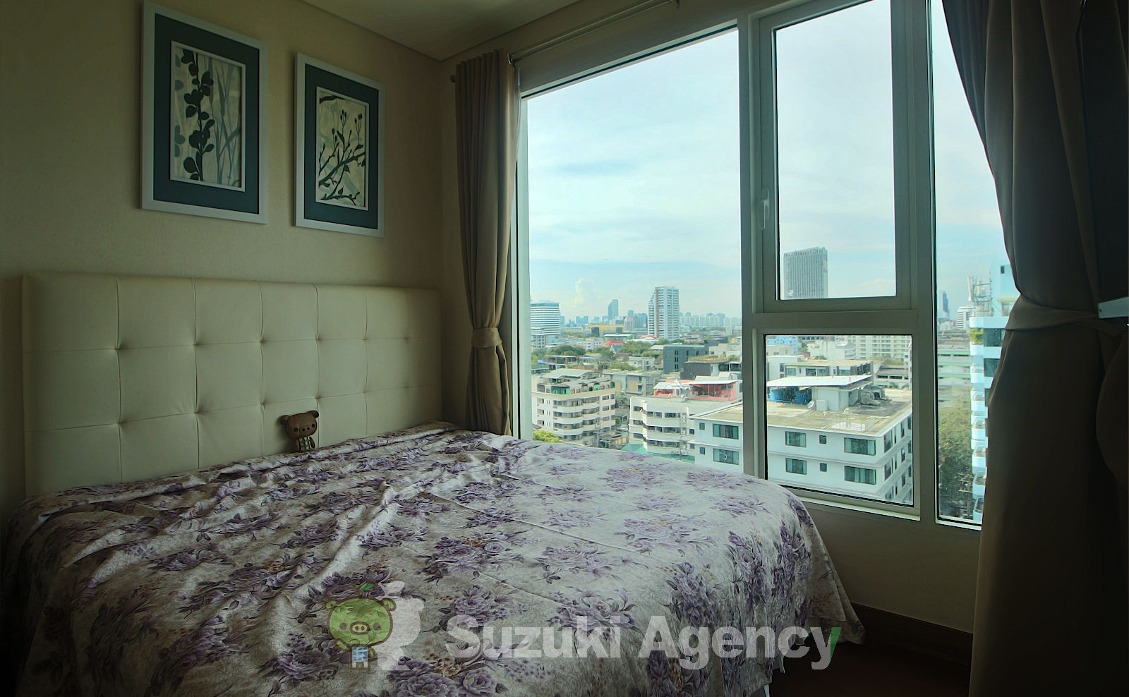 IVY Thonglor (Owner No.88297):1Bed Room Photos No.7