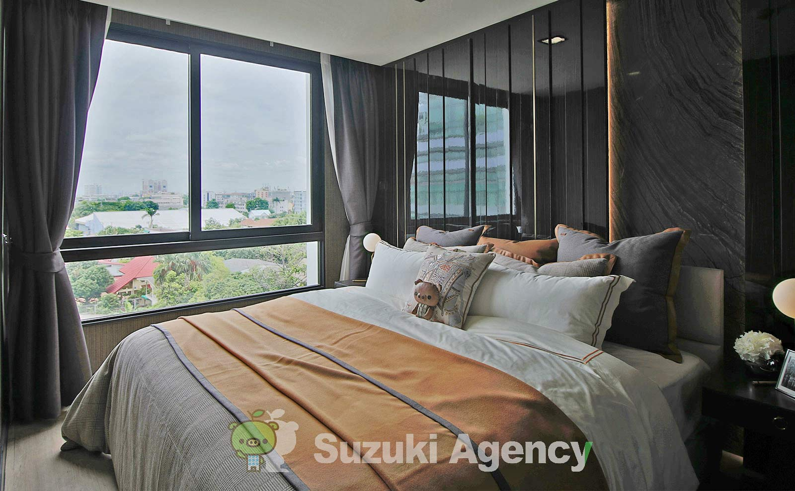 Silver Thonglor Apartment:1Bed Room Photos No.7