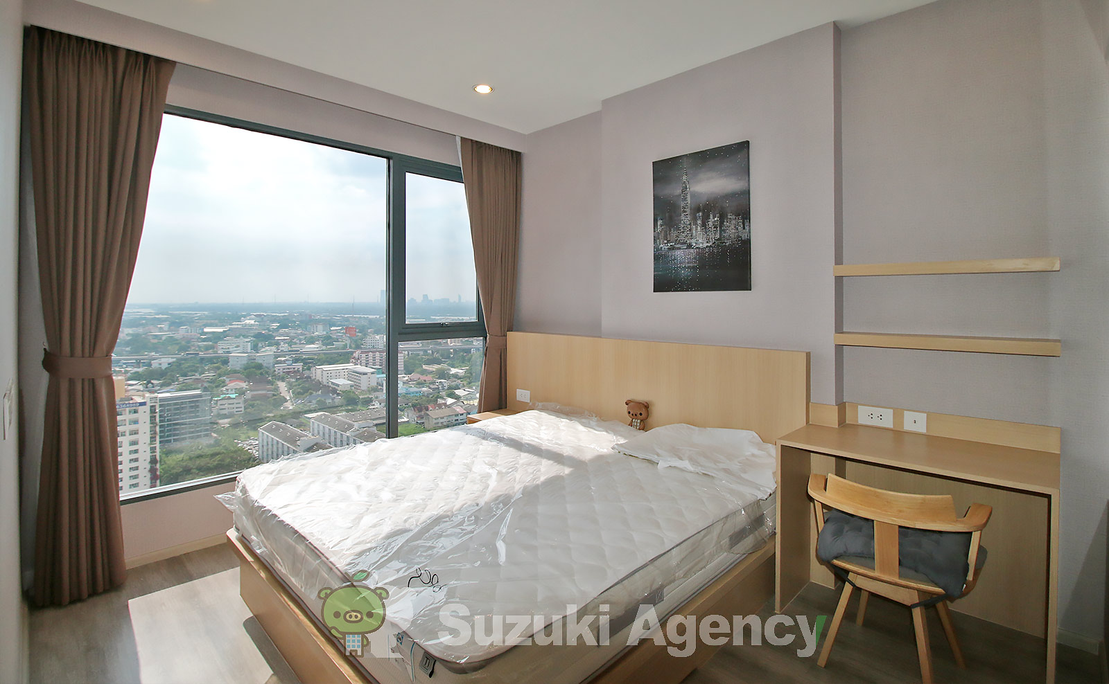 Ideo Mobi Sukhumvit 66 (Owner No.89687):1Bed Room Photos No.7