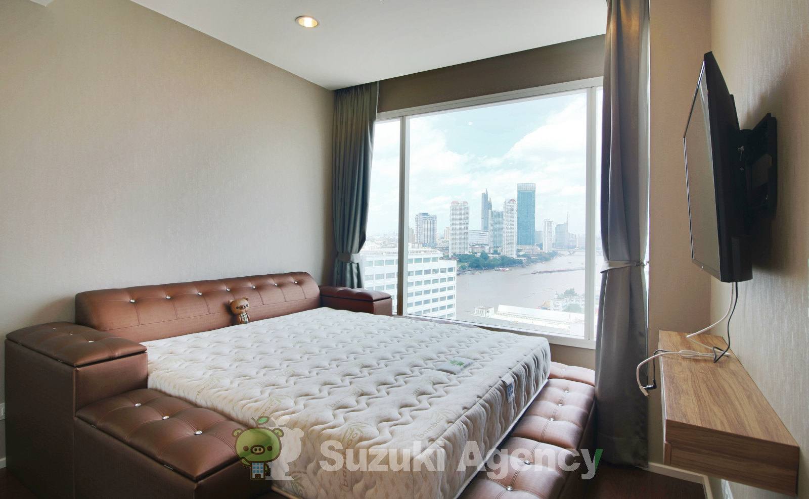 Menam Residences Condominium:1Bed Room Photos No.7
