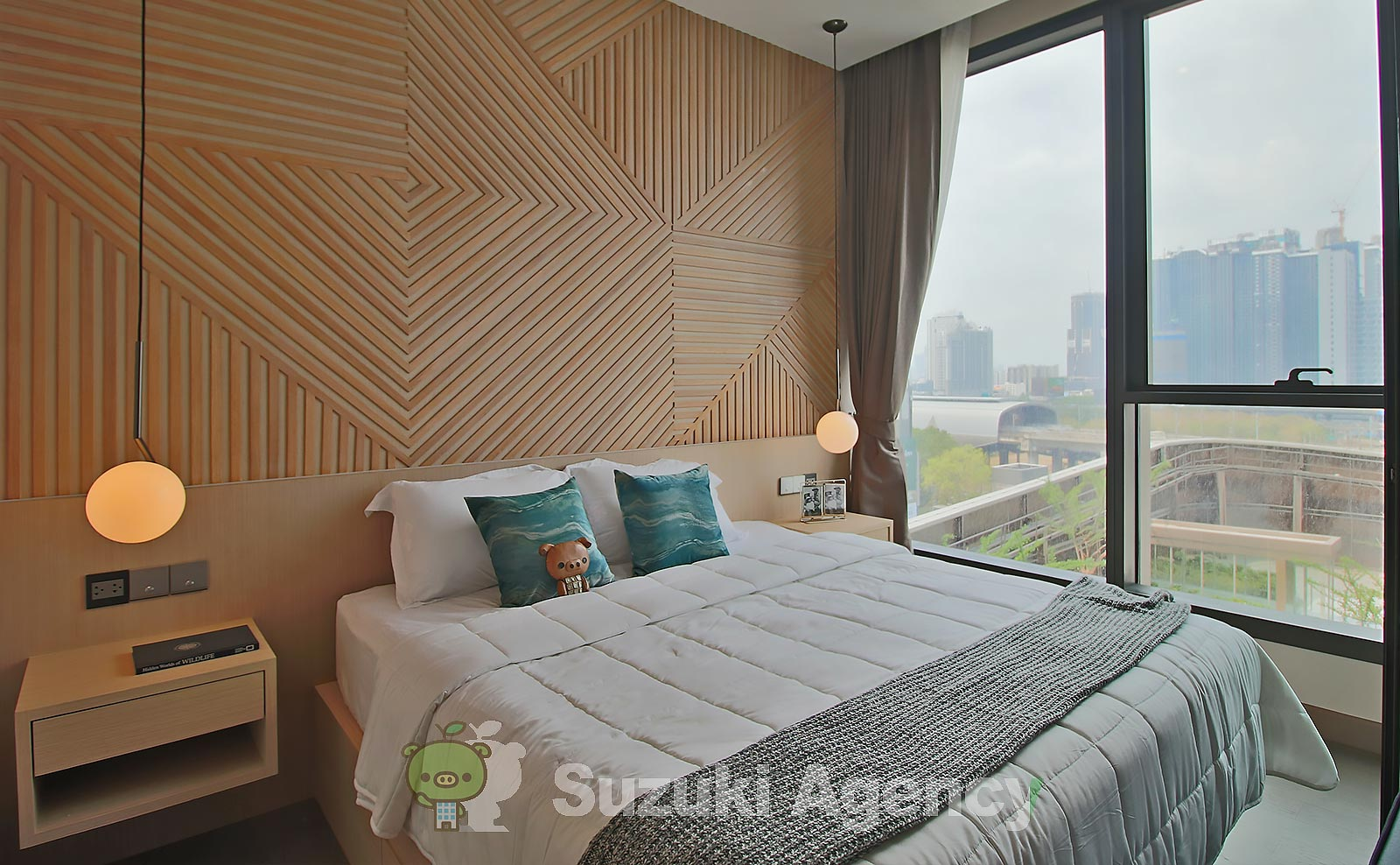 The Esse at Singha Complex:1Bed Room Photos No.7