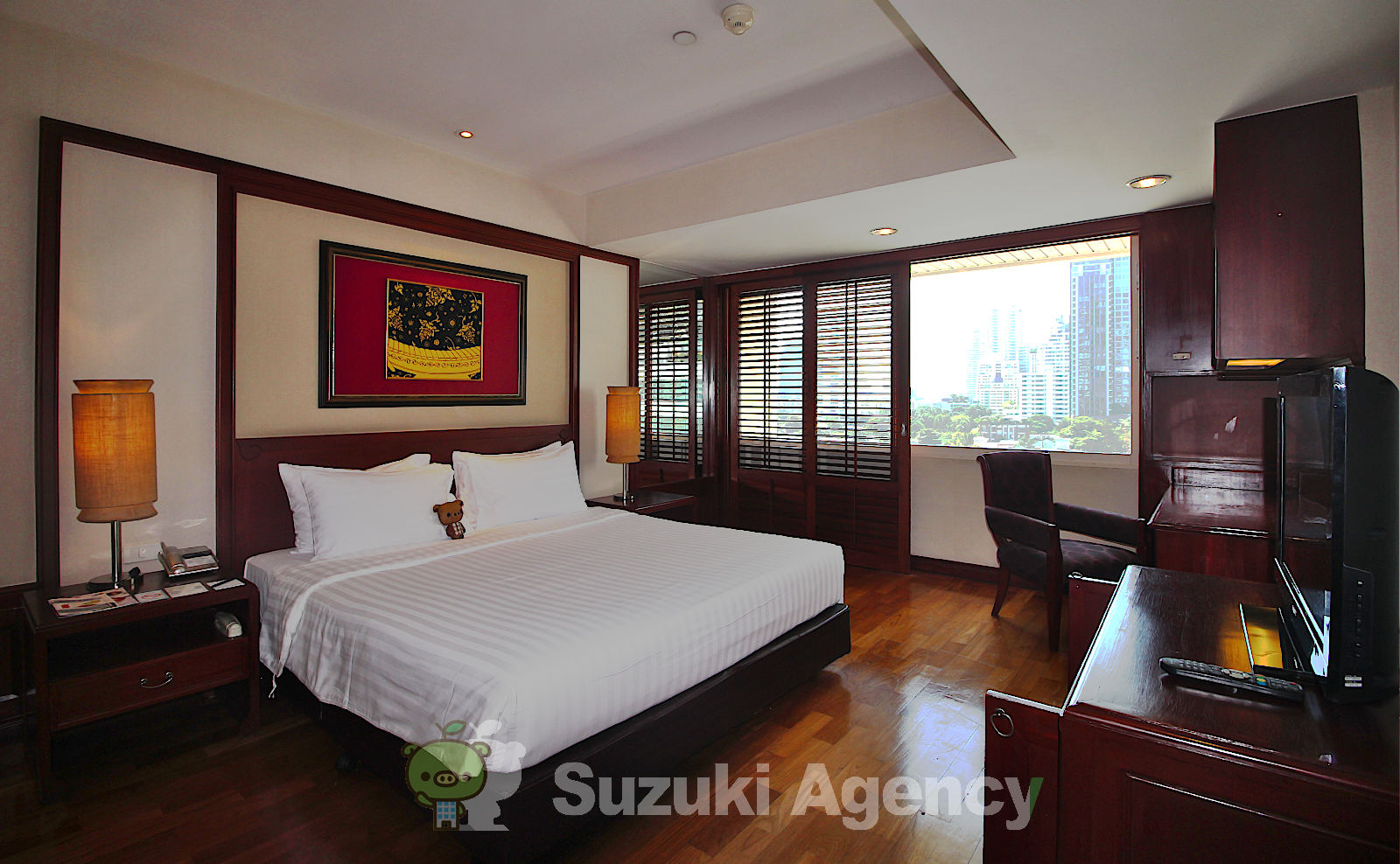 Centre Point Serviced Apartment Thong Lo:1Bed Room Photos No.7