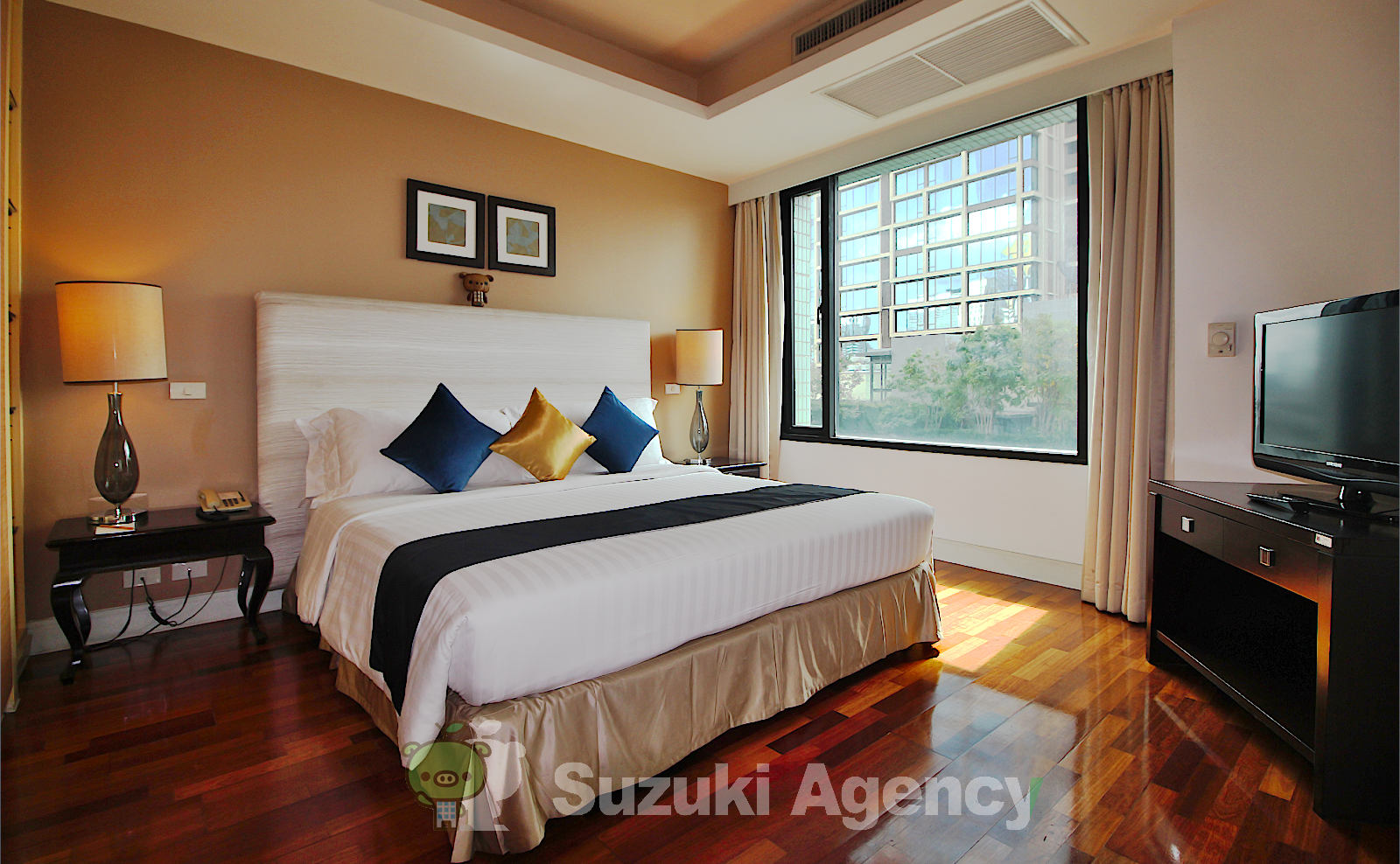 The Duchess Hotel and Residences (旧Natural Ville):1Bed Room Photos No.7