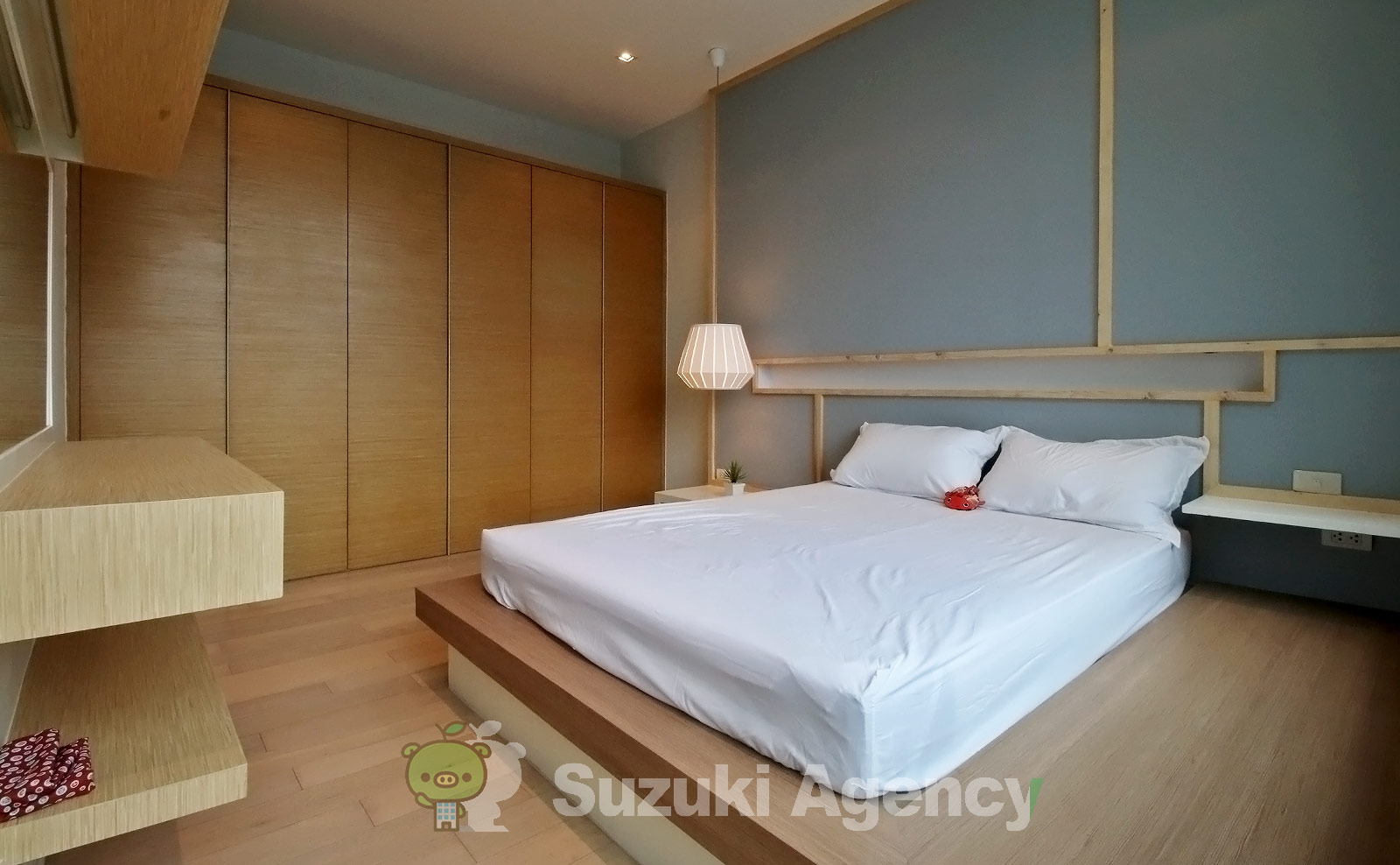Eight Thonglor Residence:1Bed Room Photos No.8