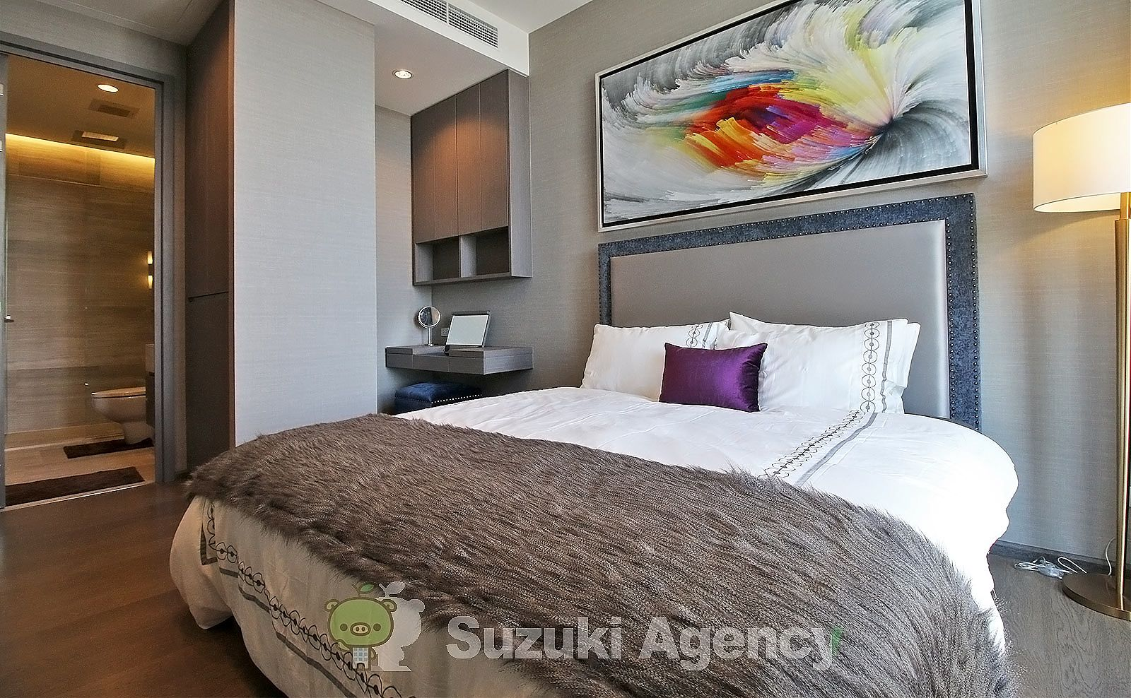 The Bloom Sukhumvit 71:1Bed Room Photos No.8