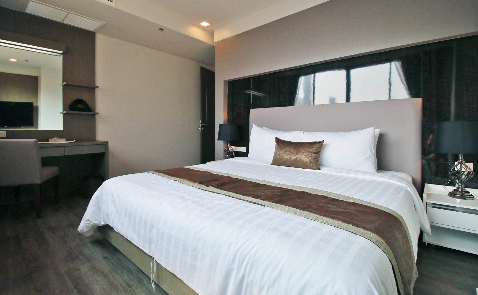 METROPOLE Residence (旧 Parc 39):1Bed Room Photos No.8