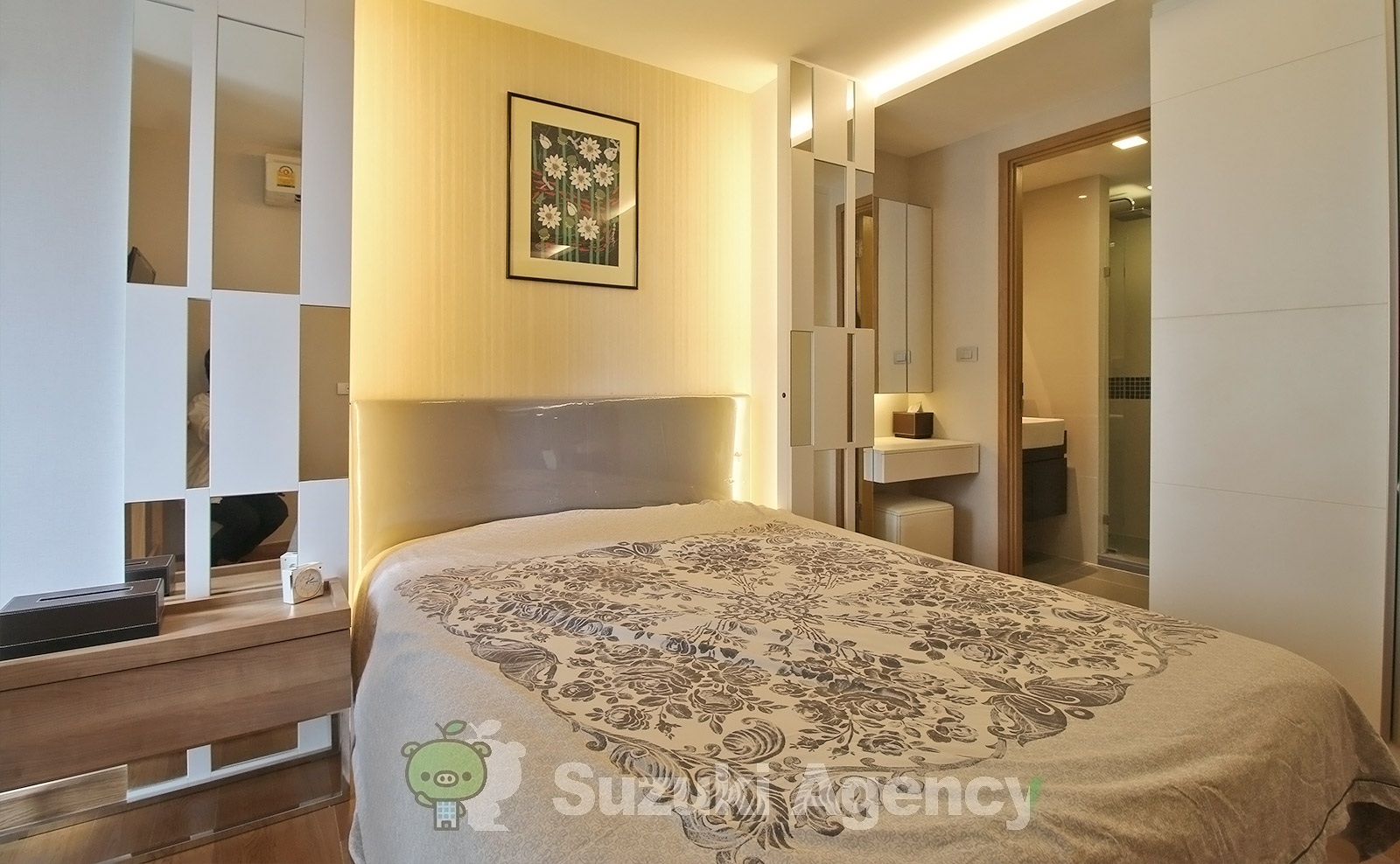 InterLux Premier Sukhumvit 13:1Bed Room Photos No.8