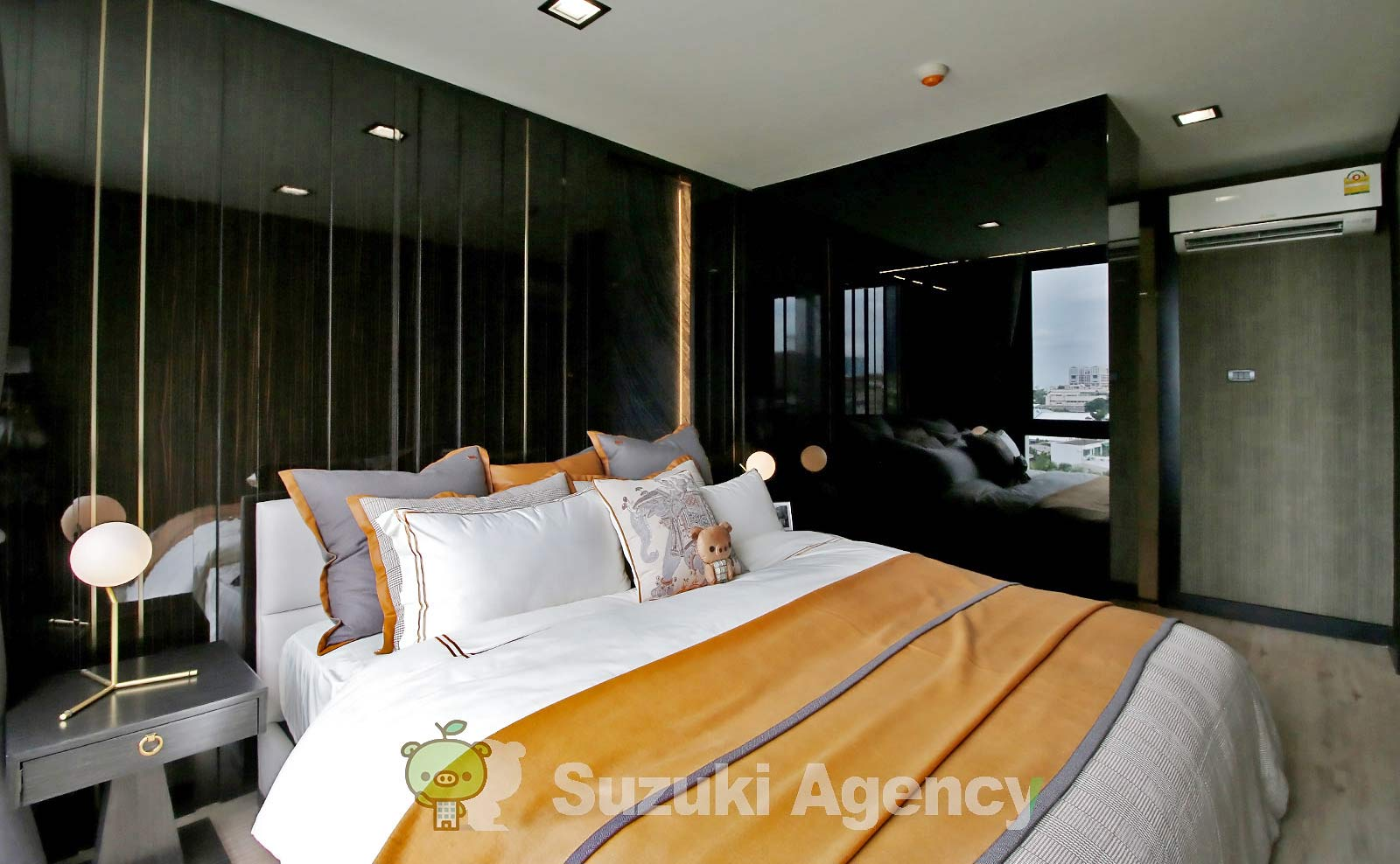 Silver Thonglor Apartment:1Bed Room Photos No.8