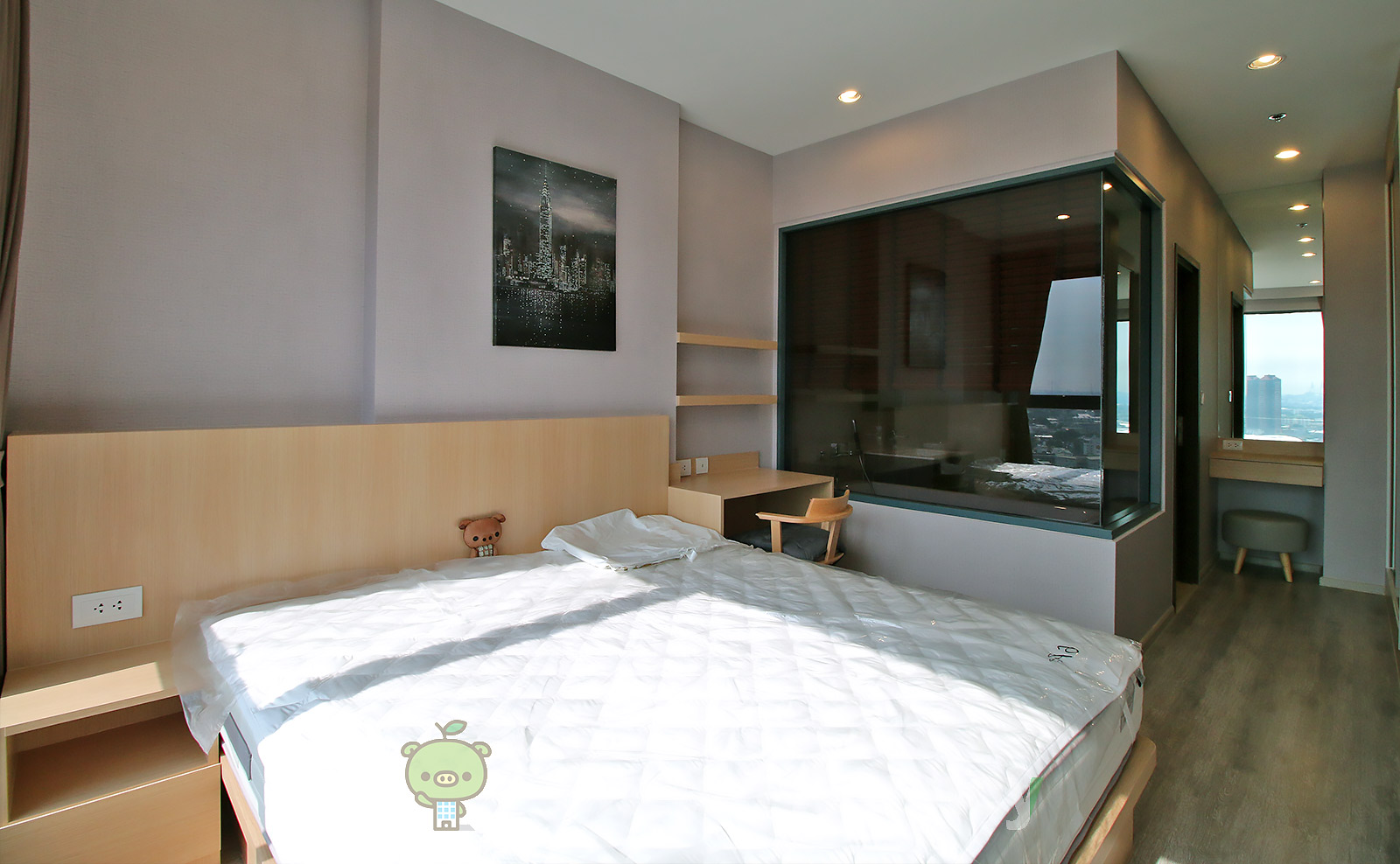 Ideo Mobi Sukhumvit 66 (Owner No.89687):1Bed Room Photos No.8