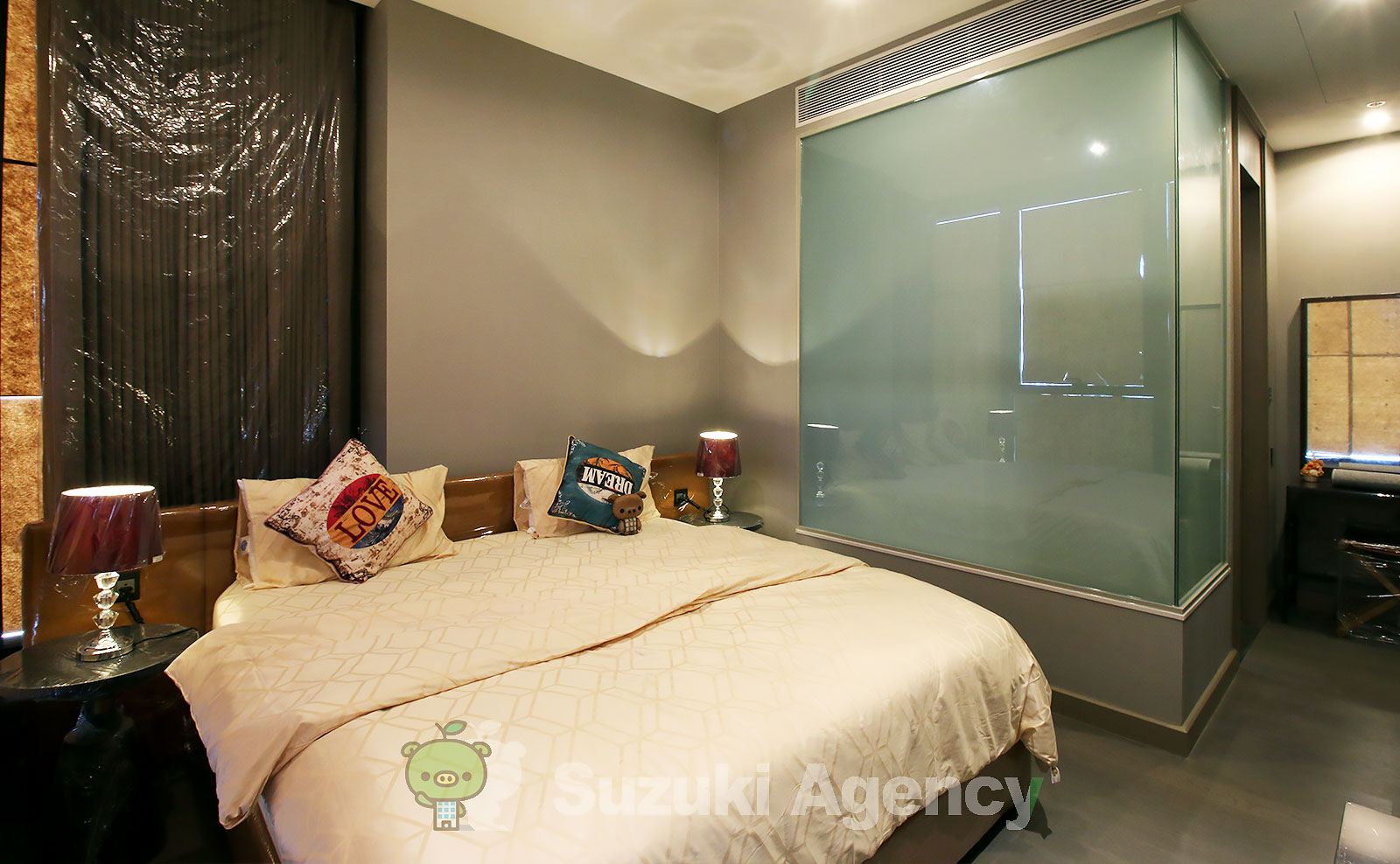 The Esse at Singha Complex:1Bed Room Photos No.8