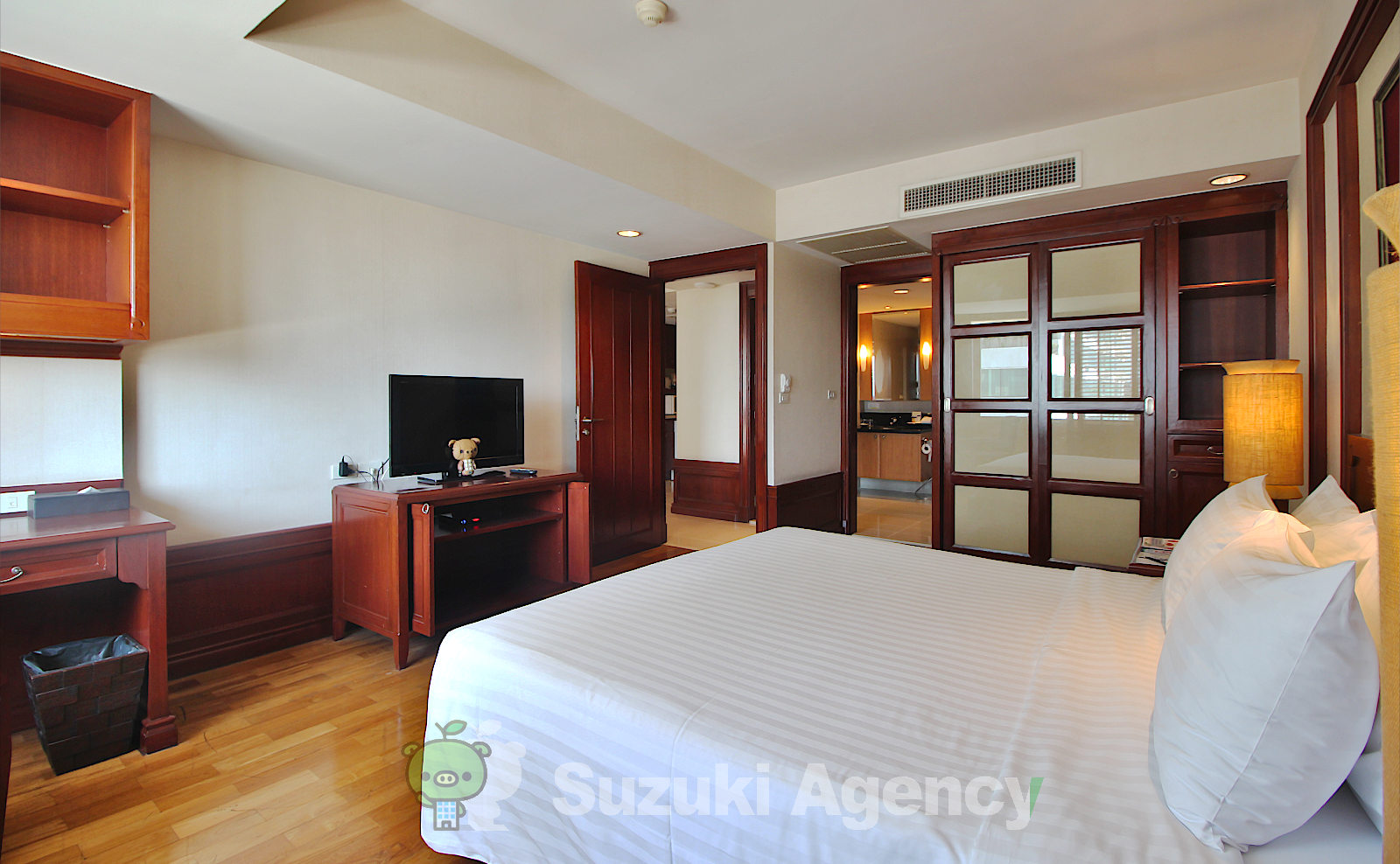 Centre Point Serviced Apartment Thong Lo:1Bed Room Photos No.8