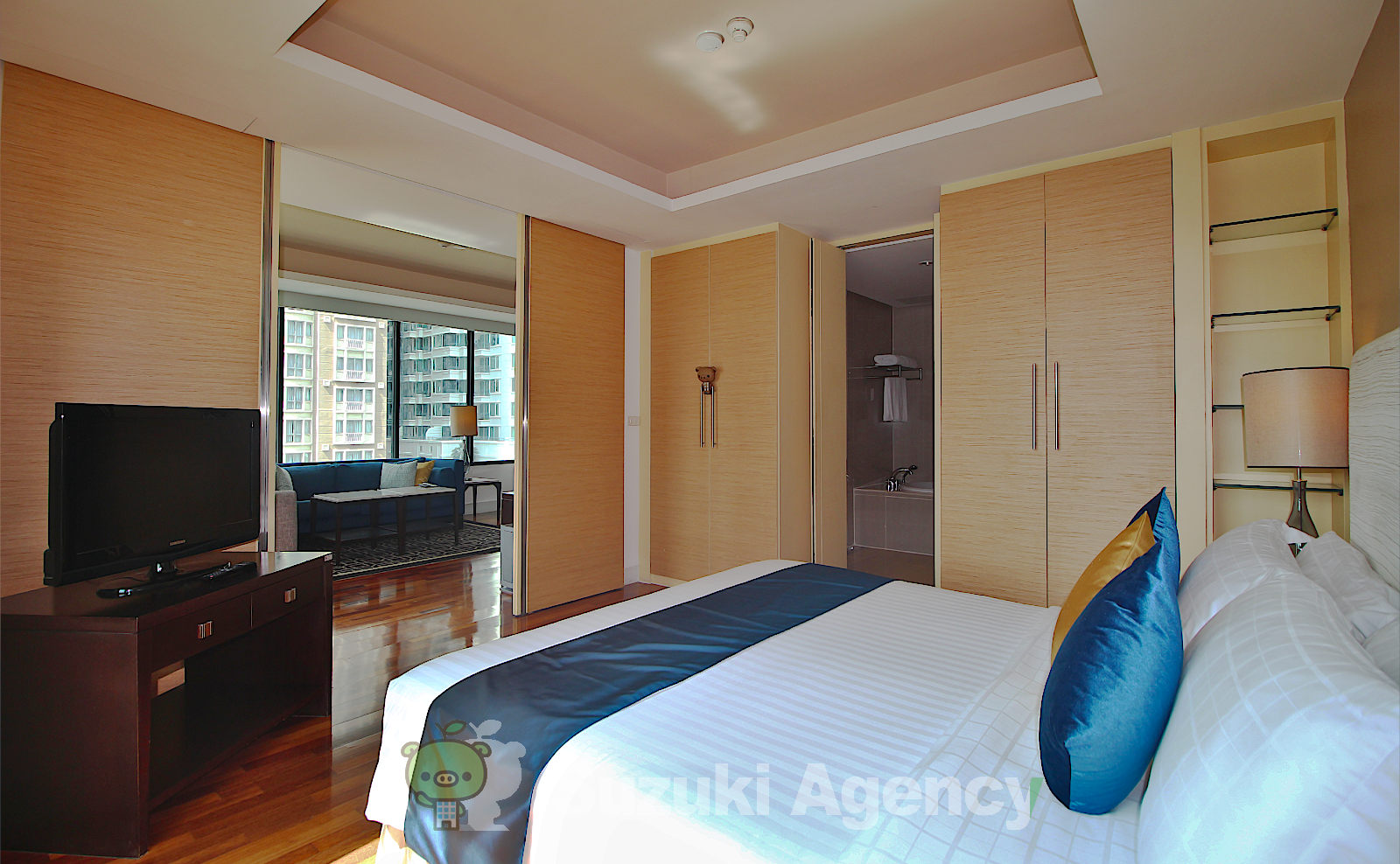 The Duchess Hotel and Residences (旧Natural Ville):1Bed Room Photos No.8