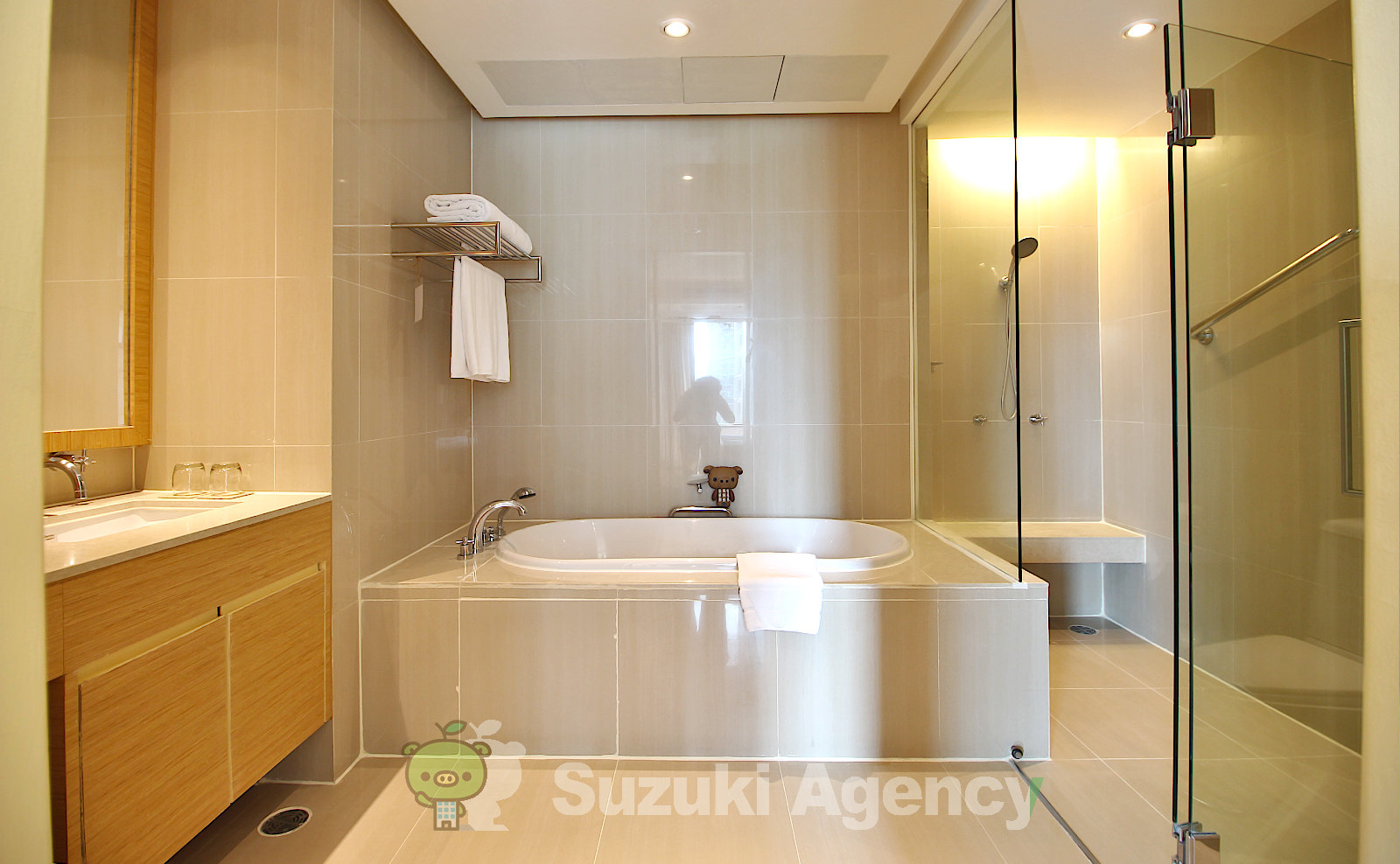 The Duchess Hotel and Residences (旧Natural Ville):1Bed Room Photos No.9