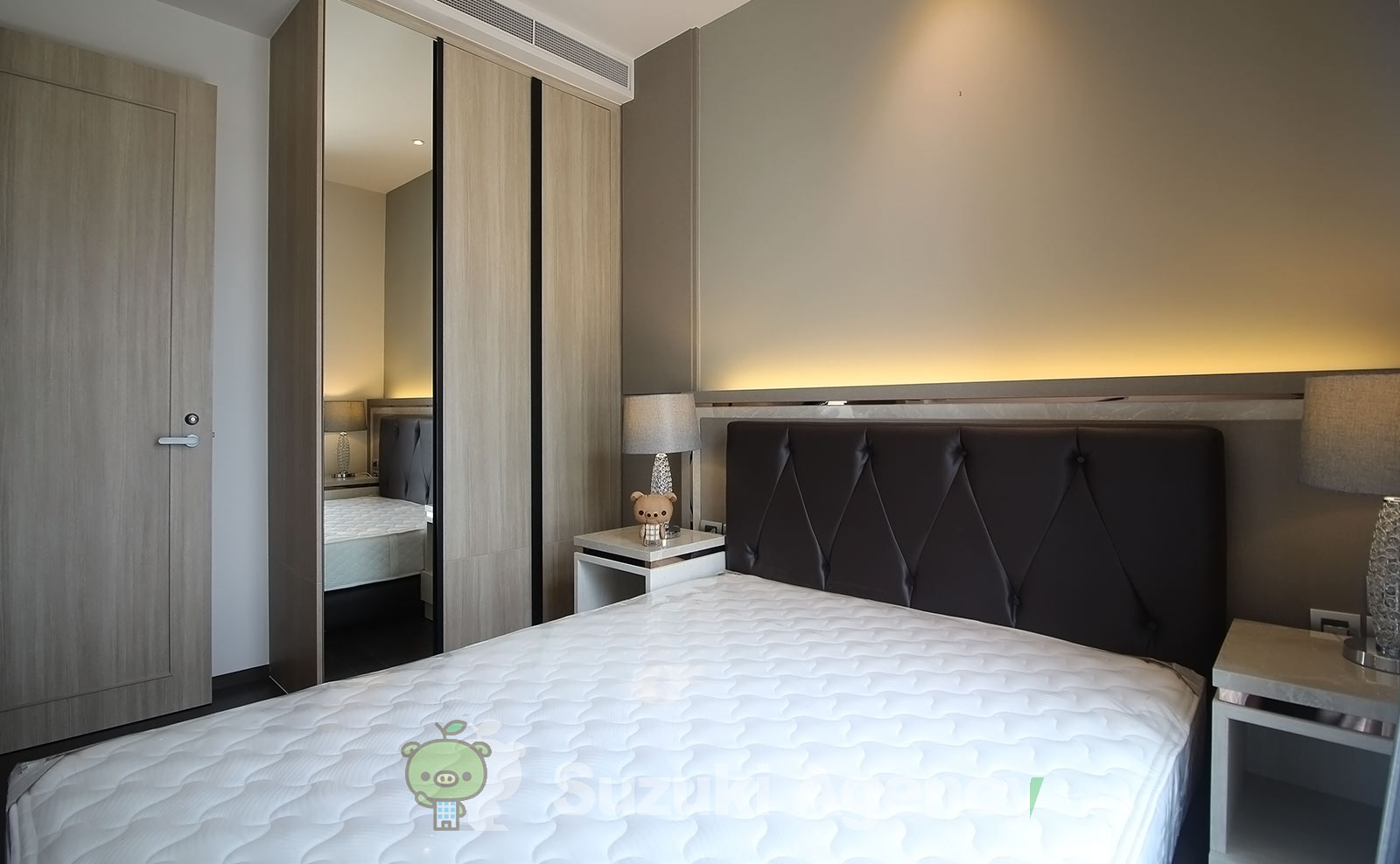 The XXXIX by Sansiri:2Bed Room Photos No.10