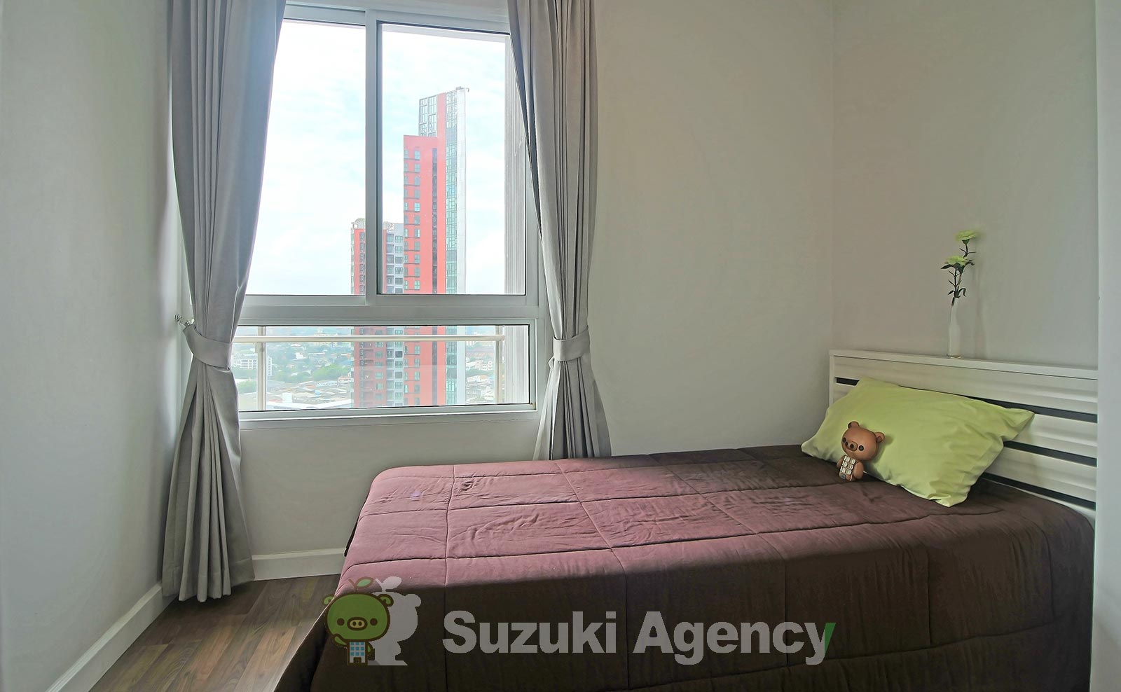 The Bloom Sukhumvit 71:2Bed Room Photos No.10