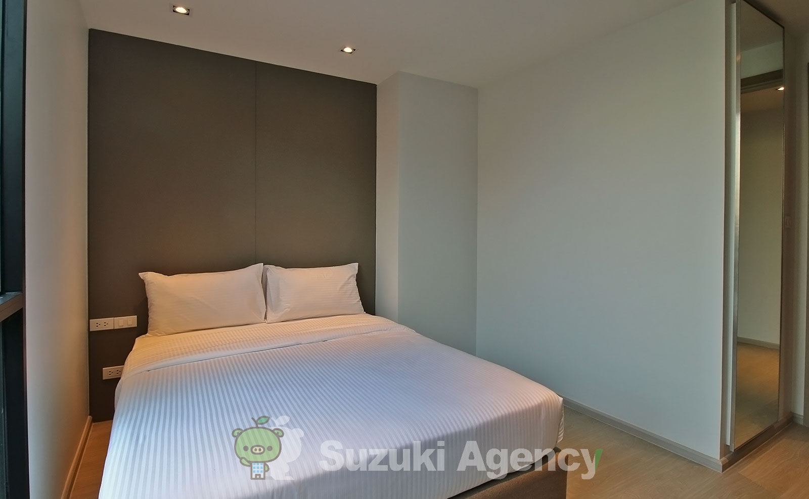NS Residence Sukhumvit 49:2Bed Room Photos No.10