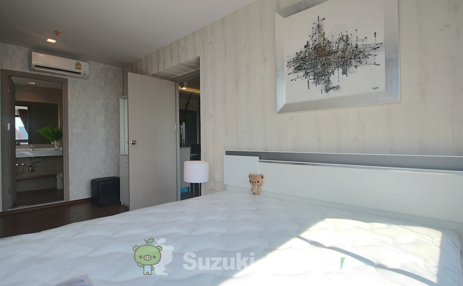 Ideo Sukhumvit 93:2Bed Room Photos No.10