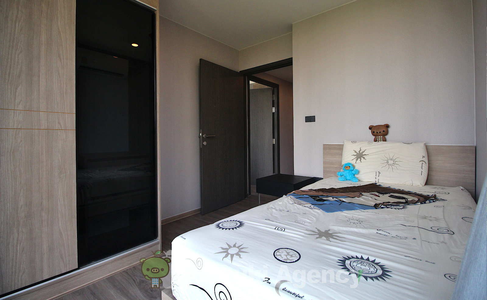 The Teak Sukhumvit 39:2Bed Room Photos No.10