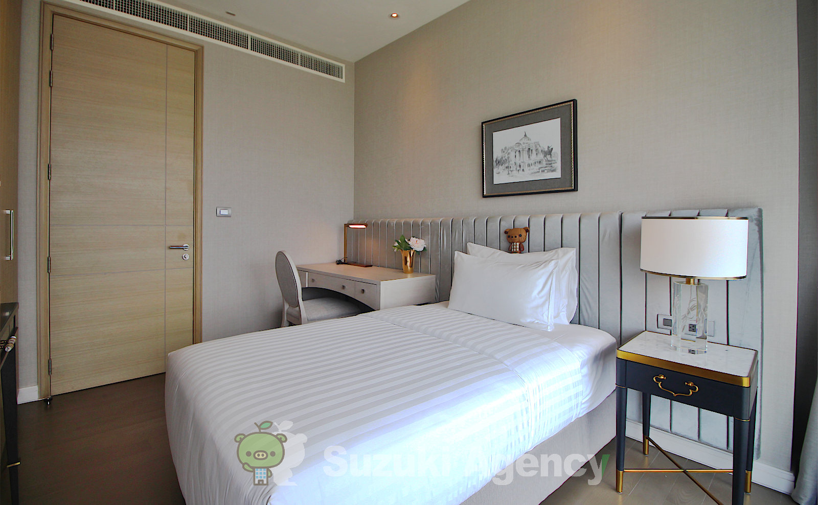 Magnolias Ratchadamri Boulevard Service Residence:2Bed Room Photos No.10